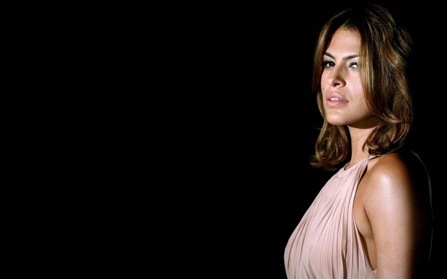 Free download Eva Mendes background ID:467282 hd 1440x900 for PC