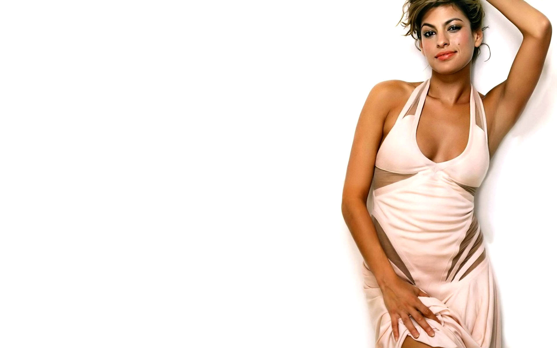Best Eva Mendes wallpaper ID:467291 for High Resolution hd 1920x1200 PC