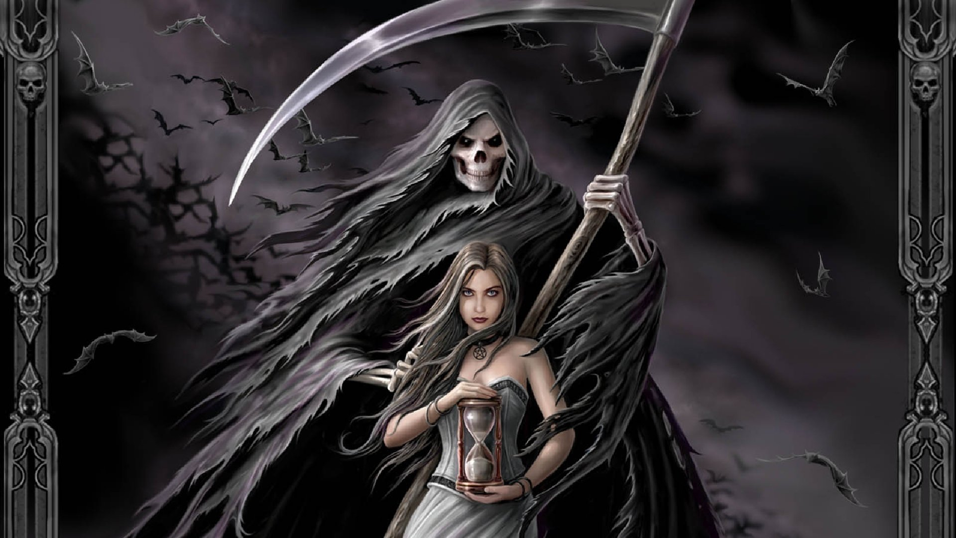Grim Reaper wallpapers 1920x1080 Full HD (1080p) desktop ...