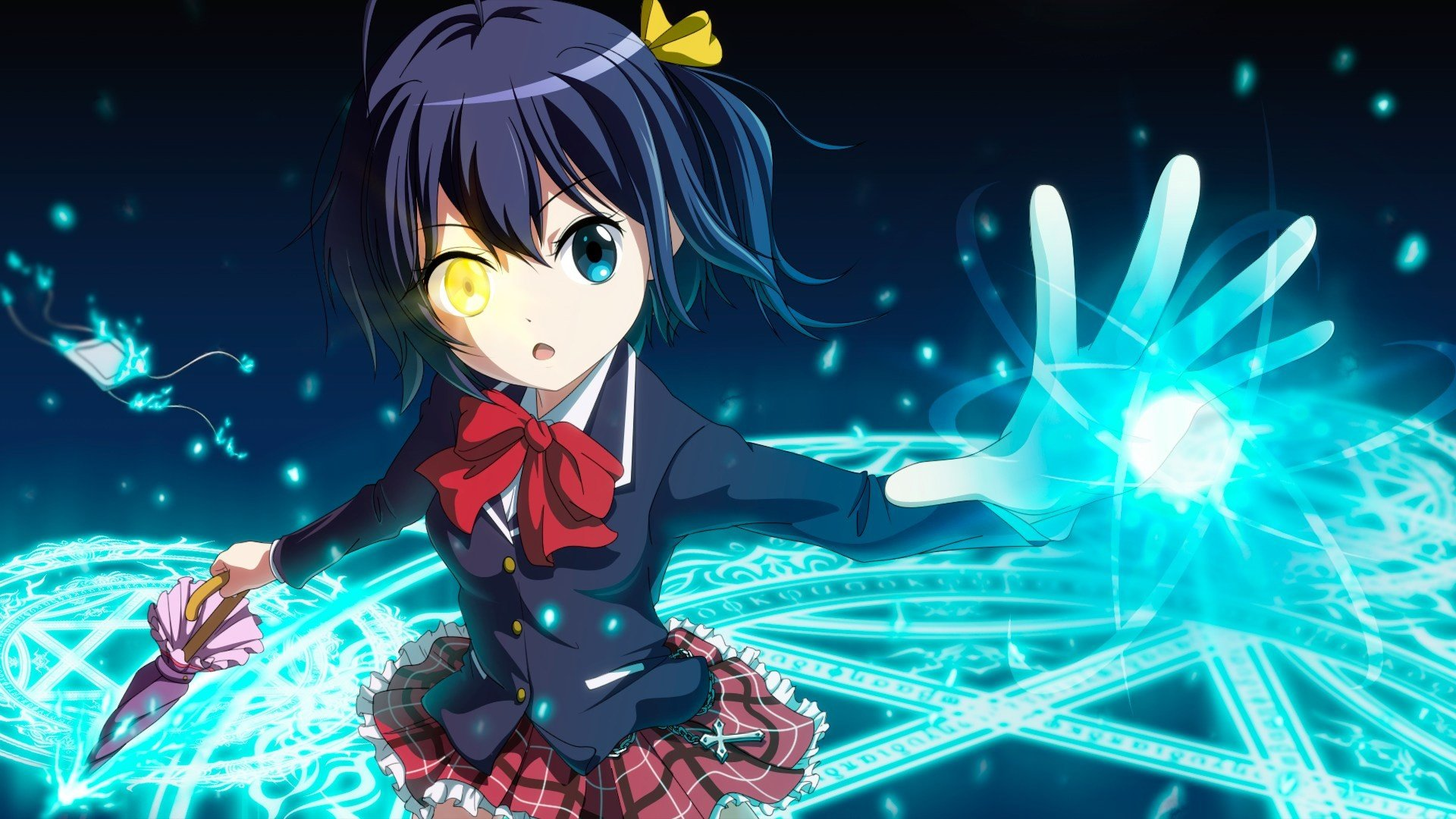 Best Love, Chunibyo and Other Delusions background ID:423352 for High Resolution 1080p computer