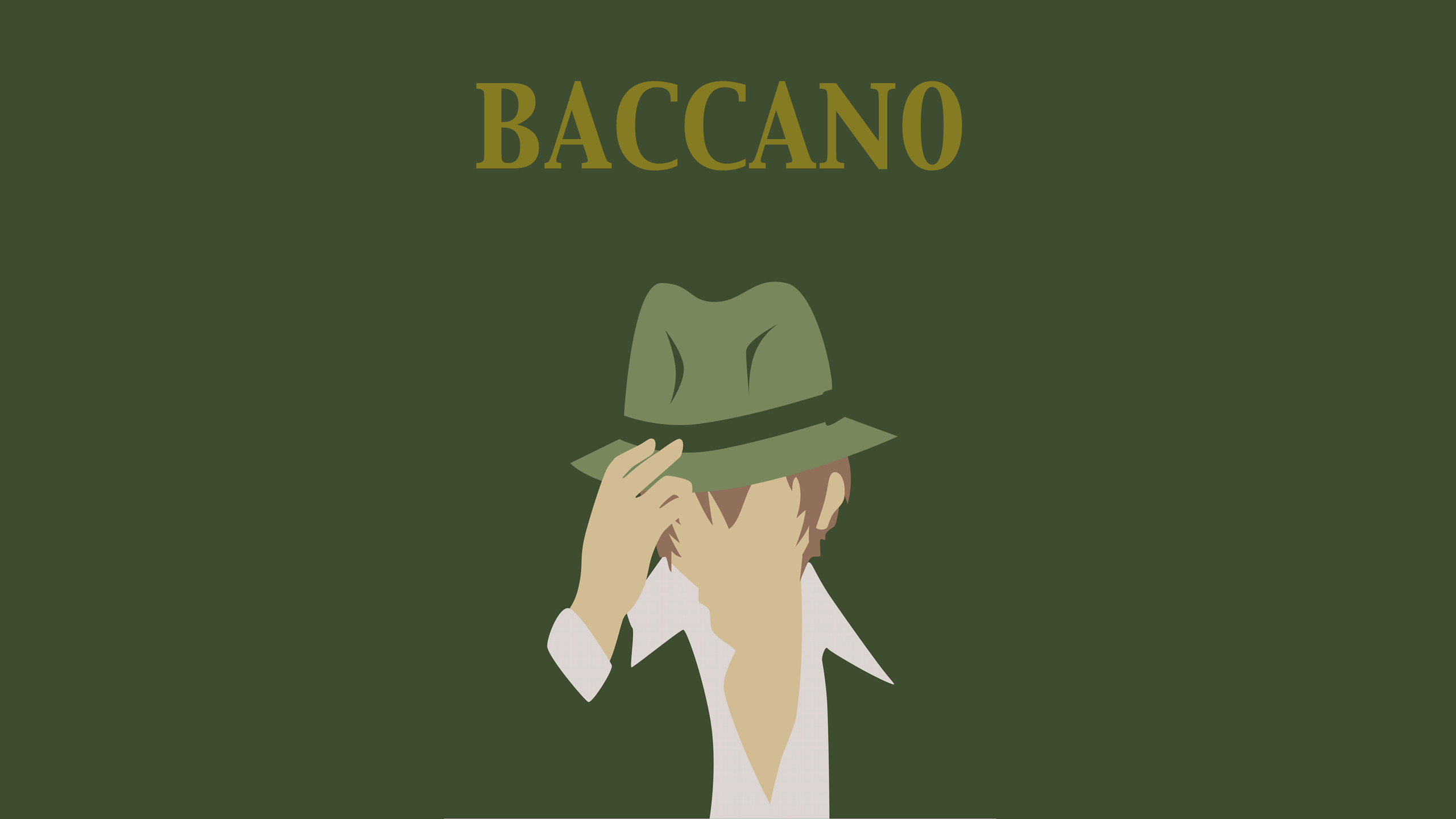 Download hd 2560x1440 Baccano! desktop wallpaper ID:324383 for free