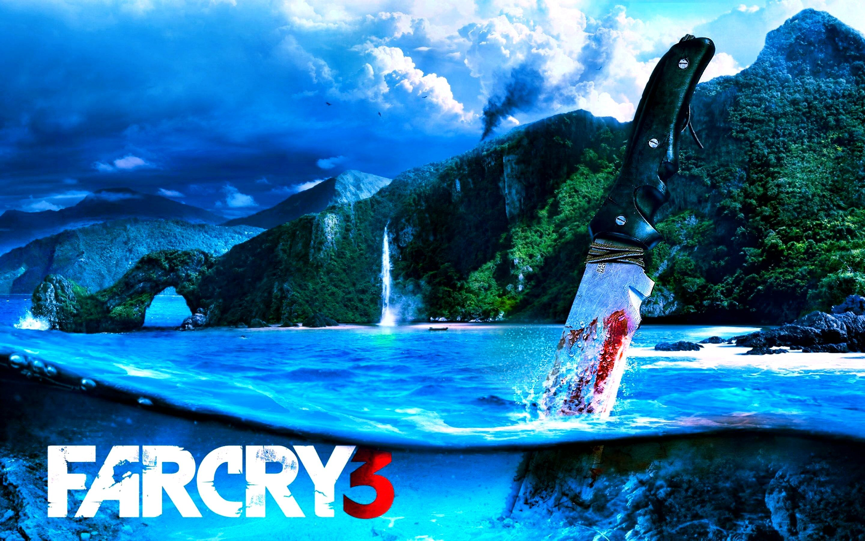 Awesome Far Cry 3 free wallpaper ID:282424 for hd 2880x1800 PC