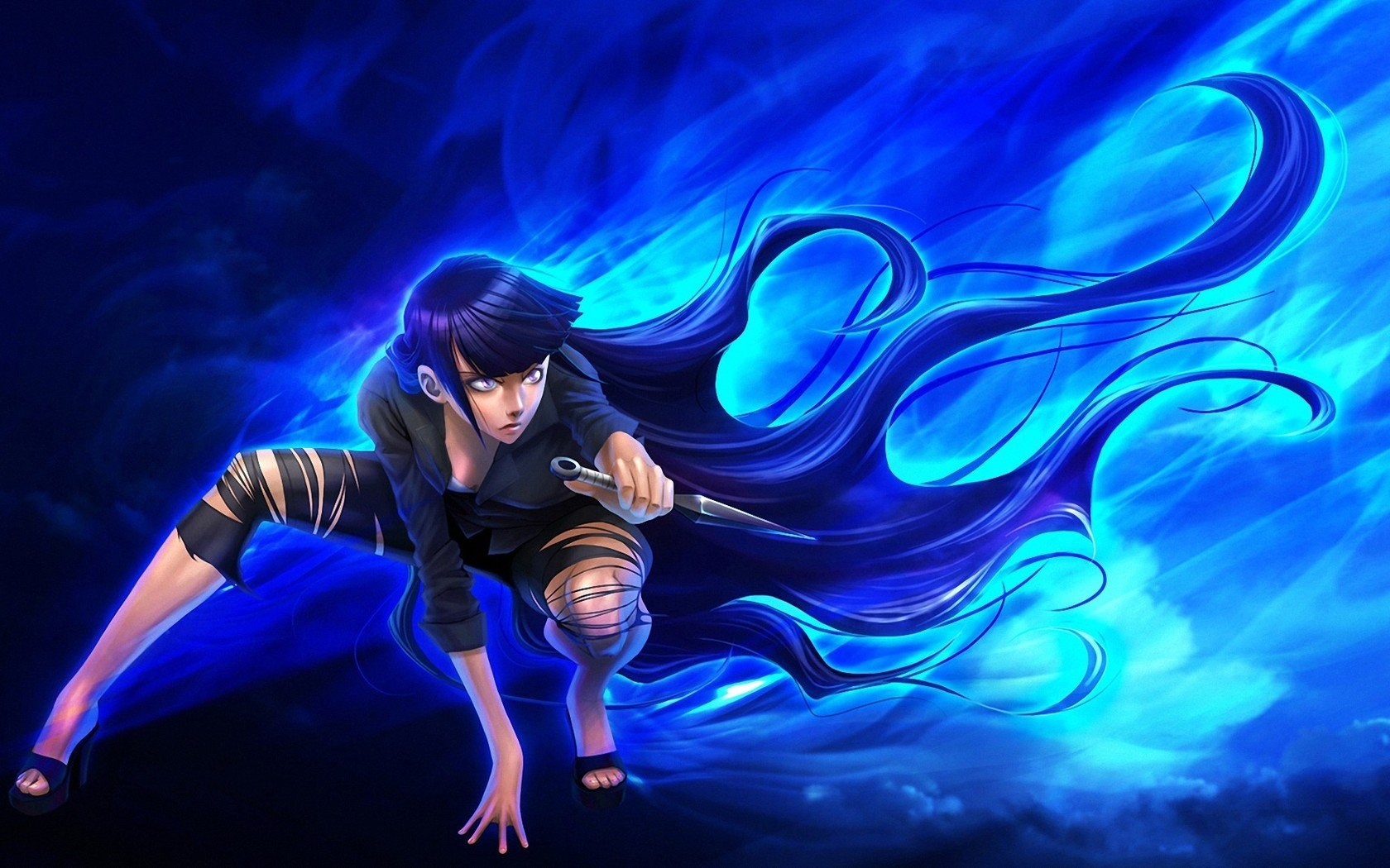 Best Hinata Hyuga wallpaper ID:396649 for High Resolution hd 1680x1050 PC