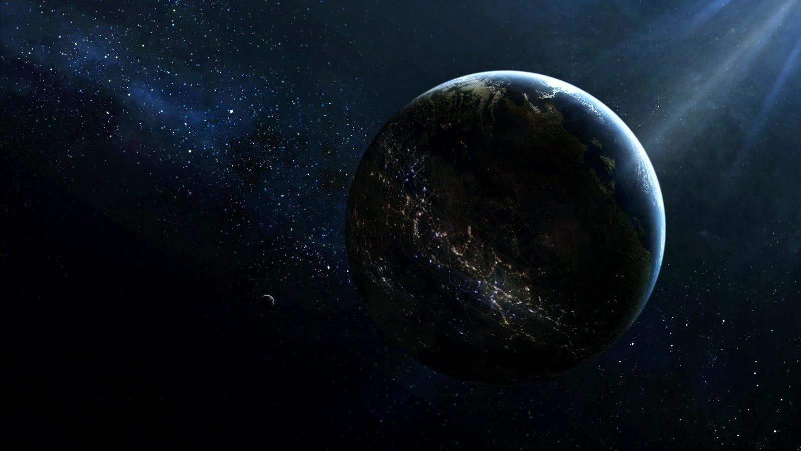 High resolution Planets hd 1600x900 wallpaper ID:153646 for computer
