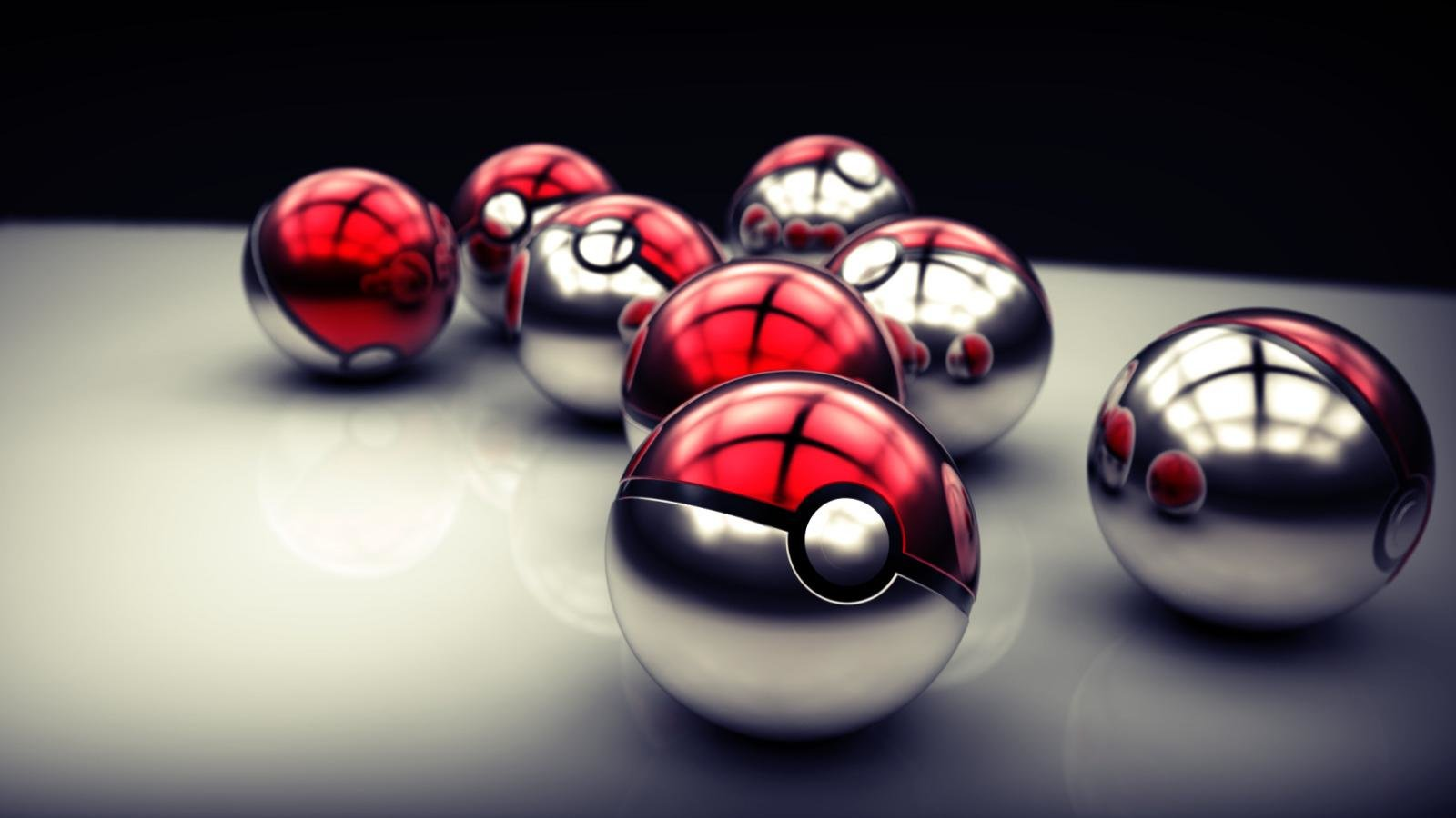 Best Pokeball wallpaper ID:278680 for High Resolution hd 1600x900 PC
