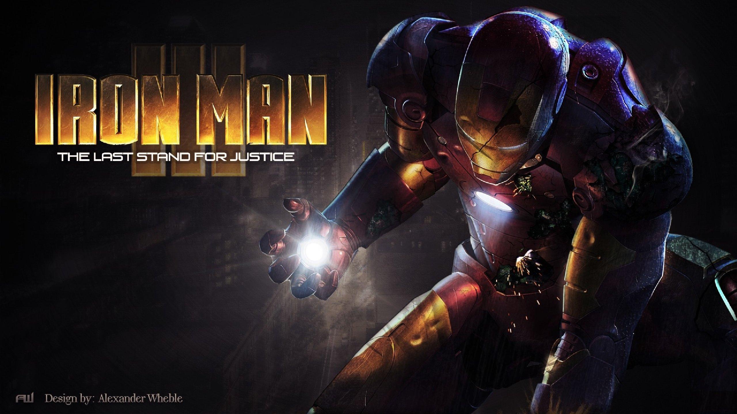 Iron Man Wallpapers 2560x1440 Desktop Backgrounds