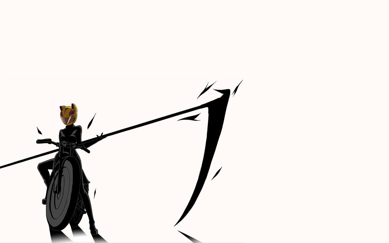 Download hd 1280x800 Celty Sturluson PC wallpaper ID:321325 for free