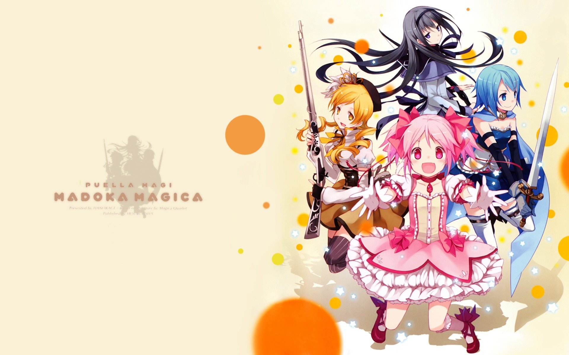 Free download Puella Magi Madoka Magica wallpaper ID:32453 hd 1920x1200 for computer