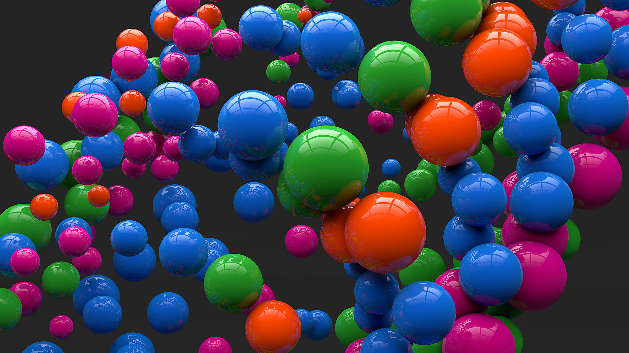Free Abstract bubble high quality wallpaper ID:374628 for hd 2560x1440 desktop