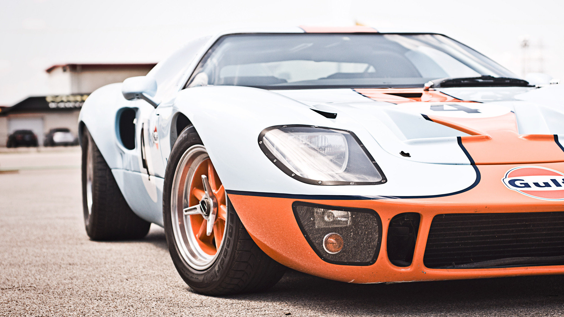 Ford Gt40 Wallpapers Hd For Desktop Backgrounds