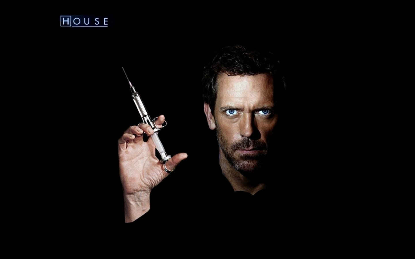 Free Dr. House high quality background ID:156690 for hd 1440x900 PC