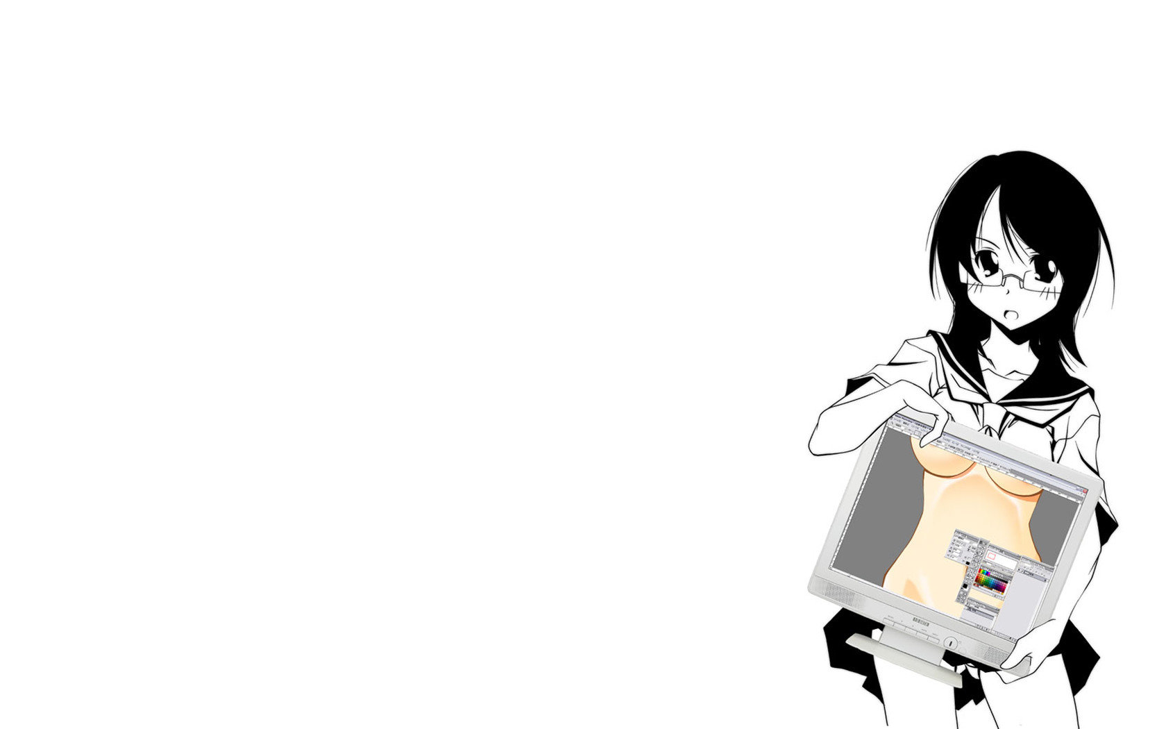 Best Sayonara, Zetsubou-Sensei background ID:243984 for High Resolution hd 1680x1050 desktop
