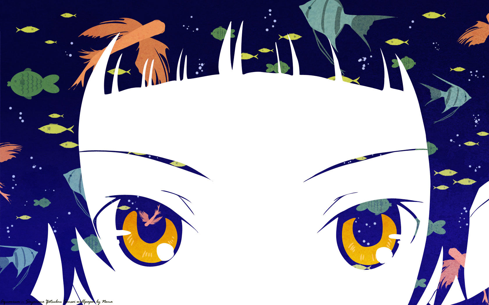 High resolution Sayonara, Zetsubou-Sensei hd 1680x1050 background ID:243987 for desktop