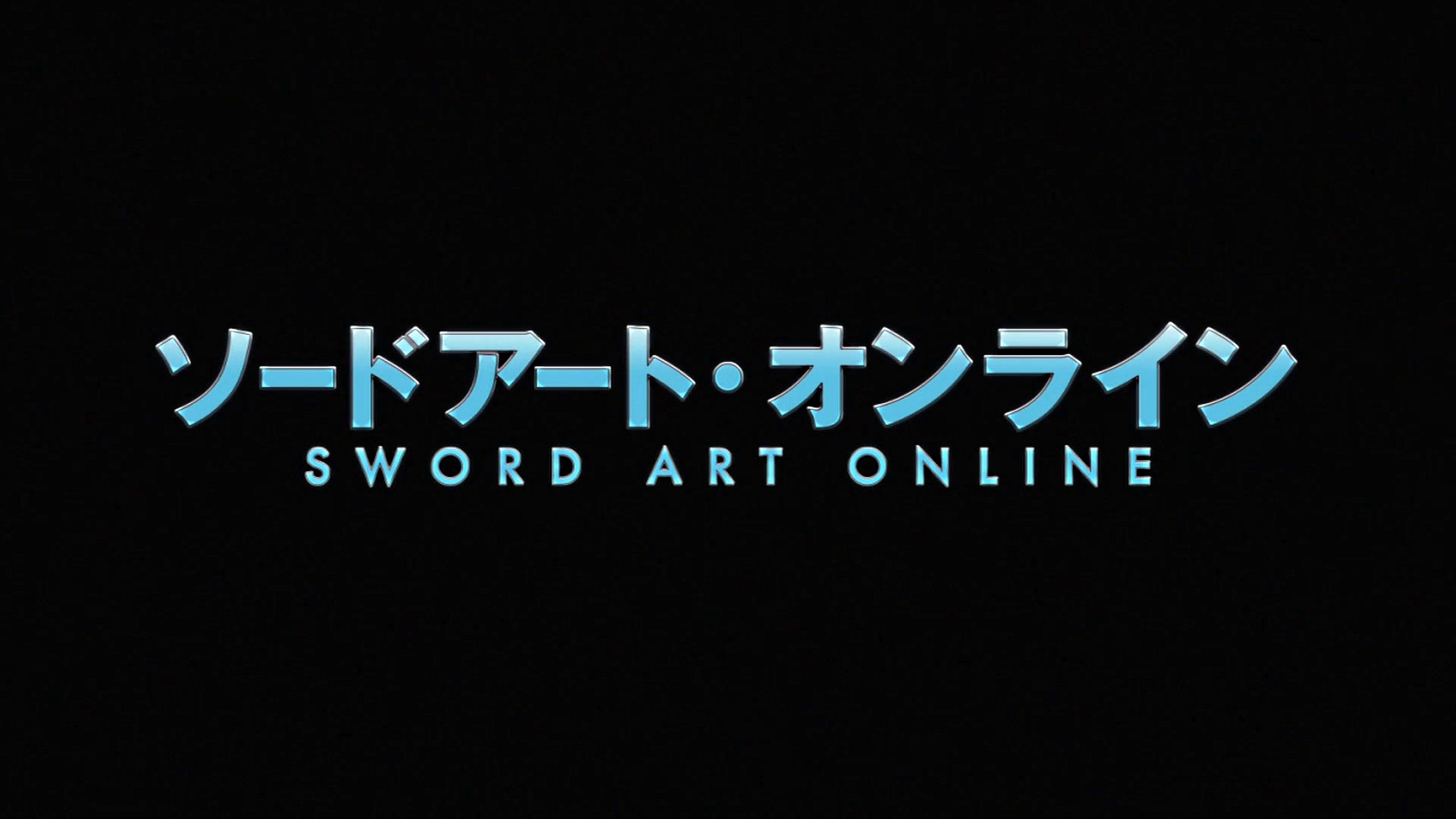 High resolution Sword Art Online (SAO) hd 2560x1440 background ID:180707 for desktop