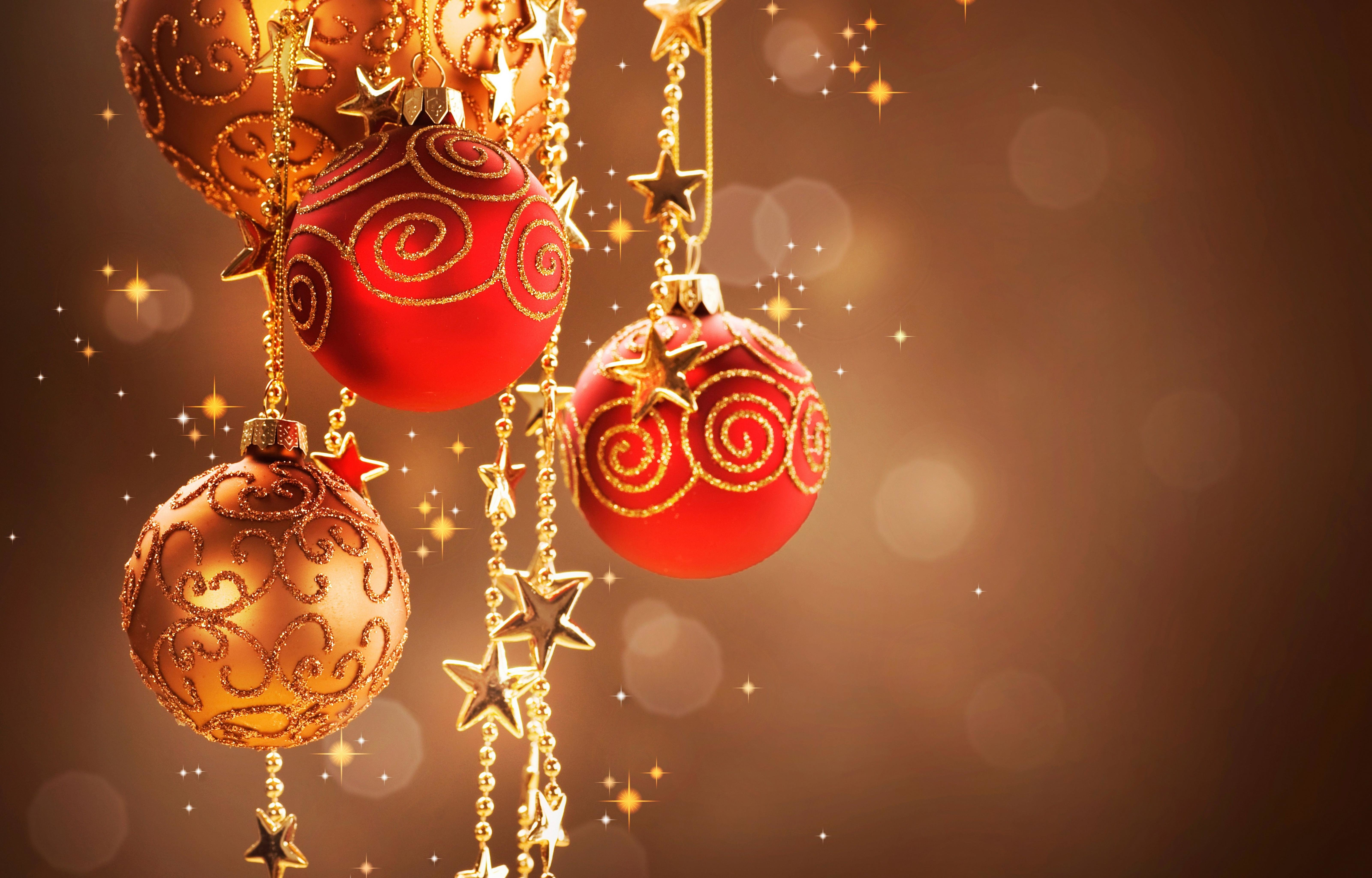 download hd 6400x4096 christmas ornamentsdecorations computer background id435817 for free