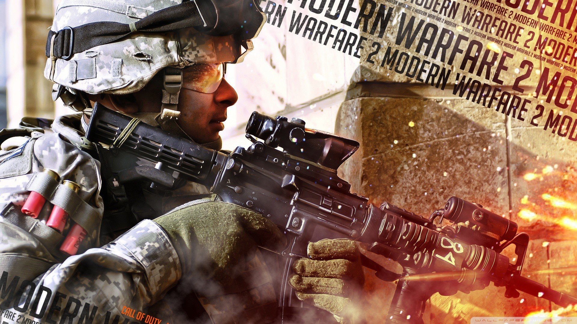 Download full hd 1920x1080 Call Of Duty: Modern Warfare 2 (MW2) desktop wallpaper ID:326509 for free