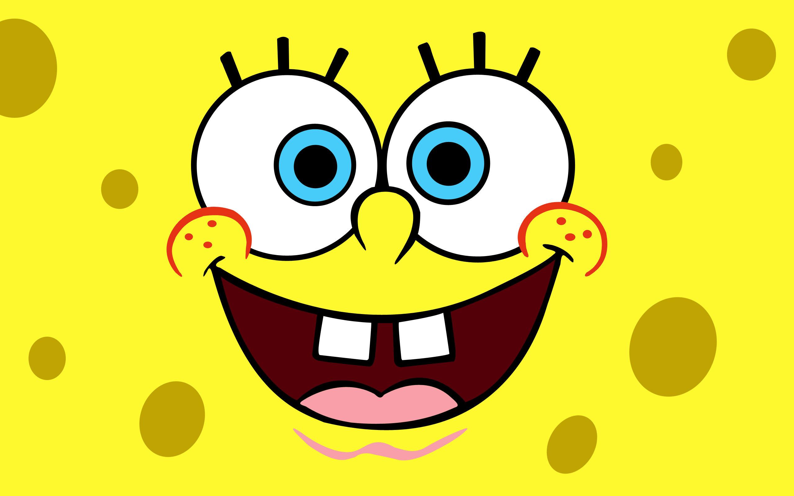 download hd 2560x1600 spongebob squarepants desktop wallpaper id