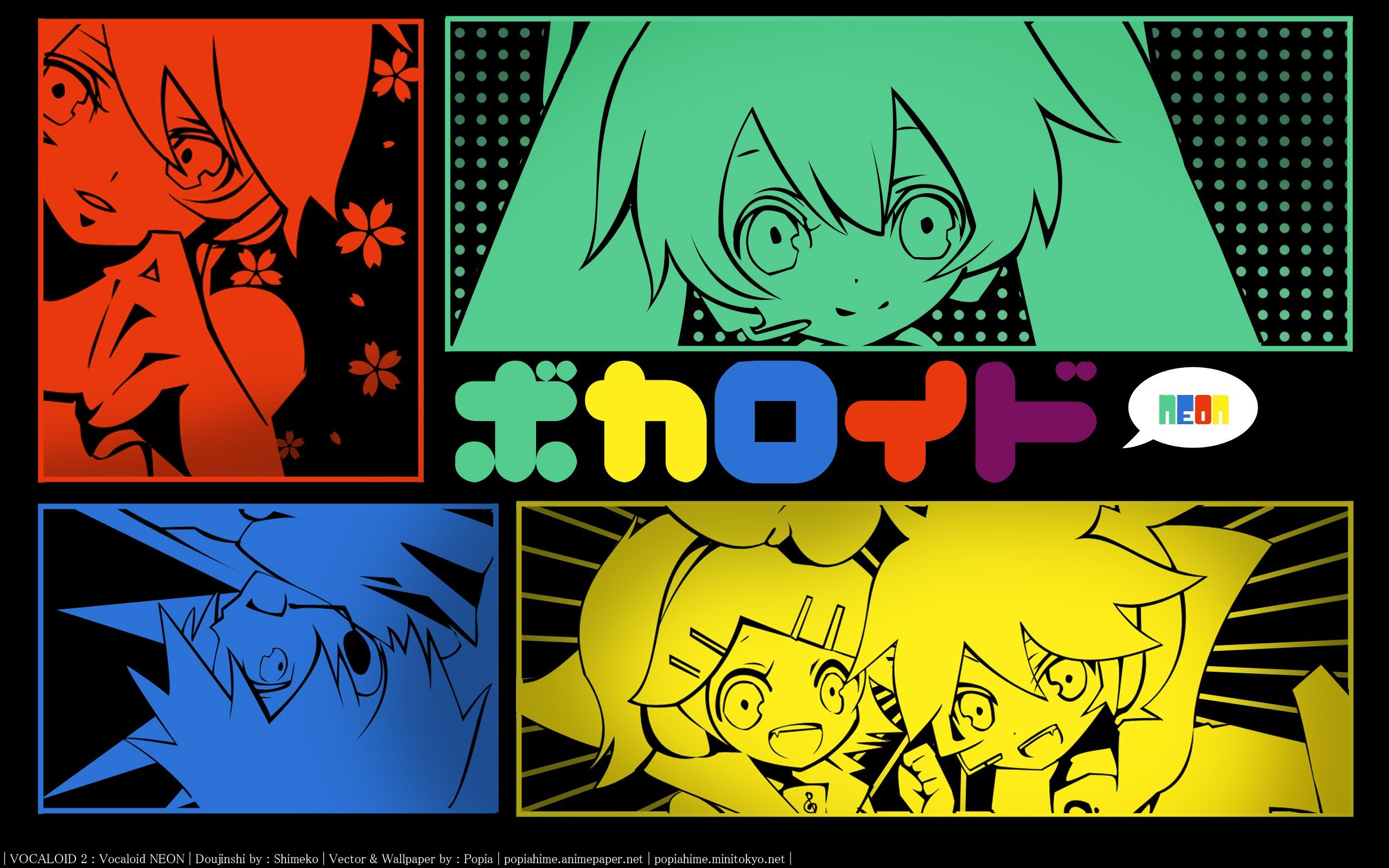 Free download Vocaloid wallpaper ID:3922 hd 2560x1600 for desktop
