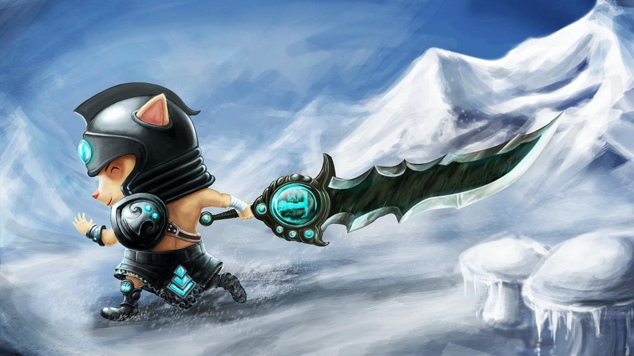 Best Teemo wallpaper ID:170893 for High Resolution hd 720p PC
