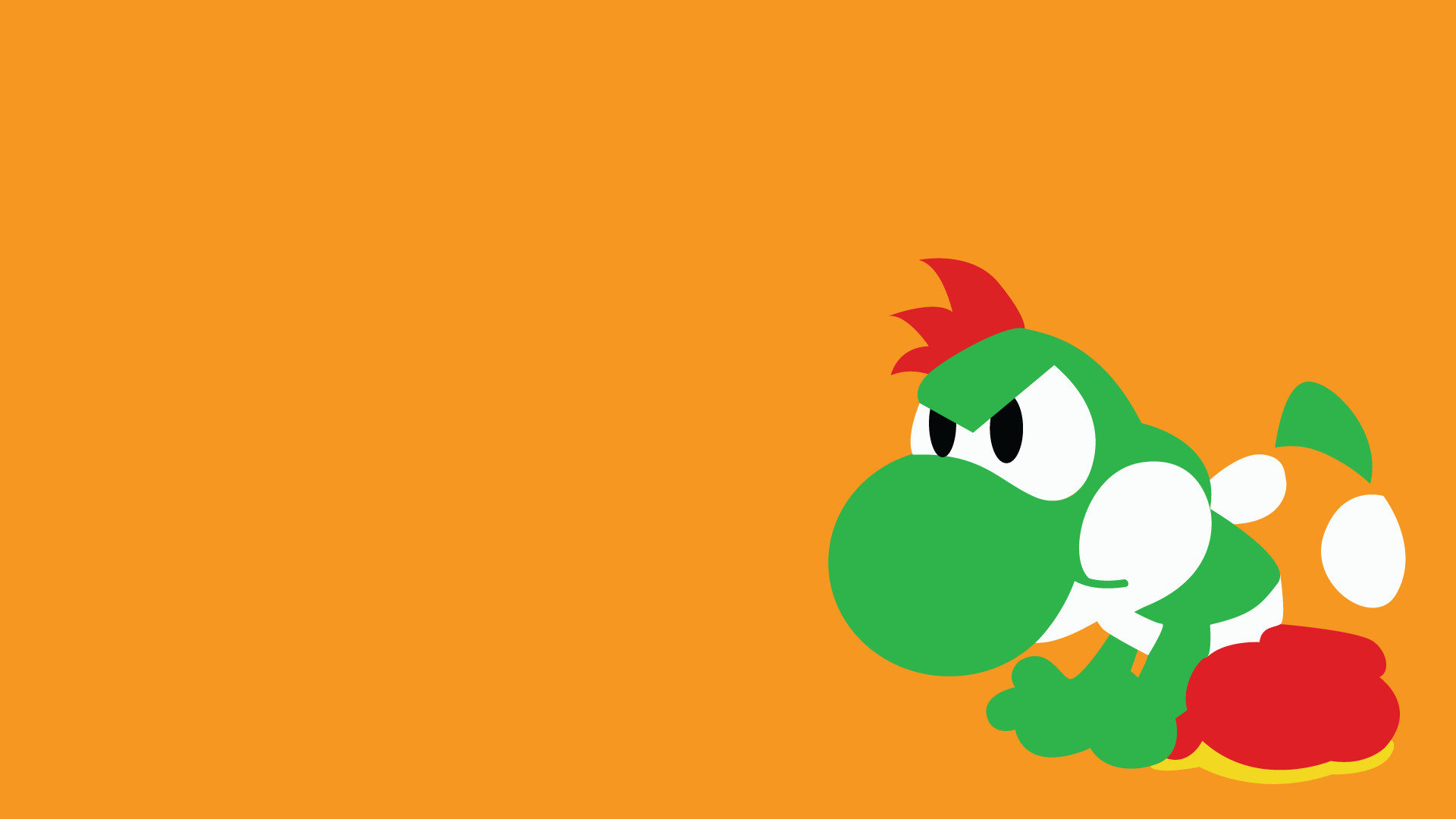 High resolution Yoshi 1080p background ID:58135 for desktop