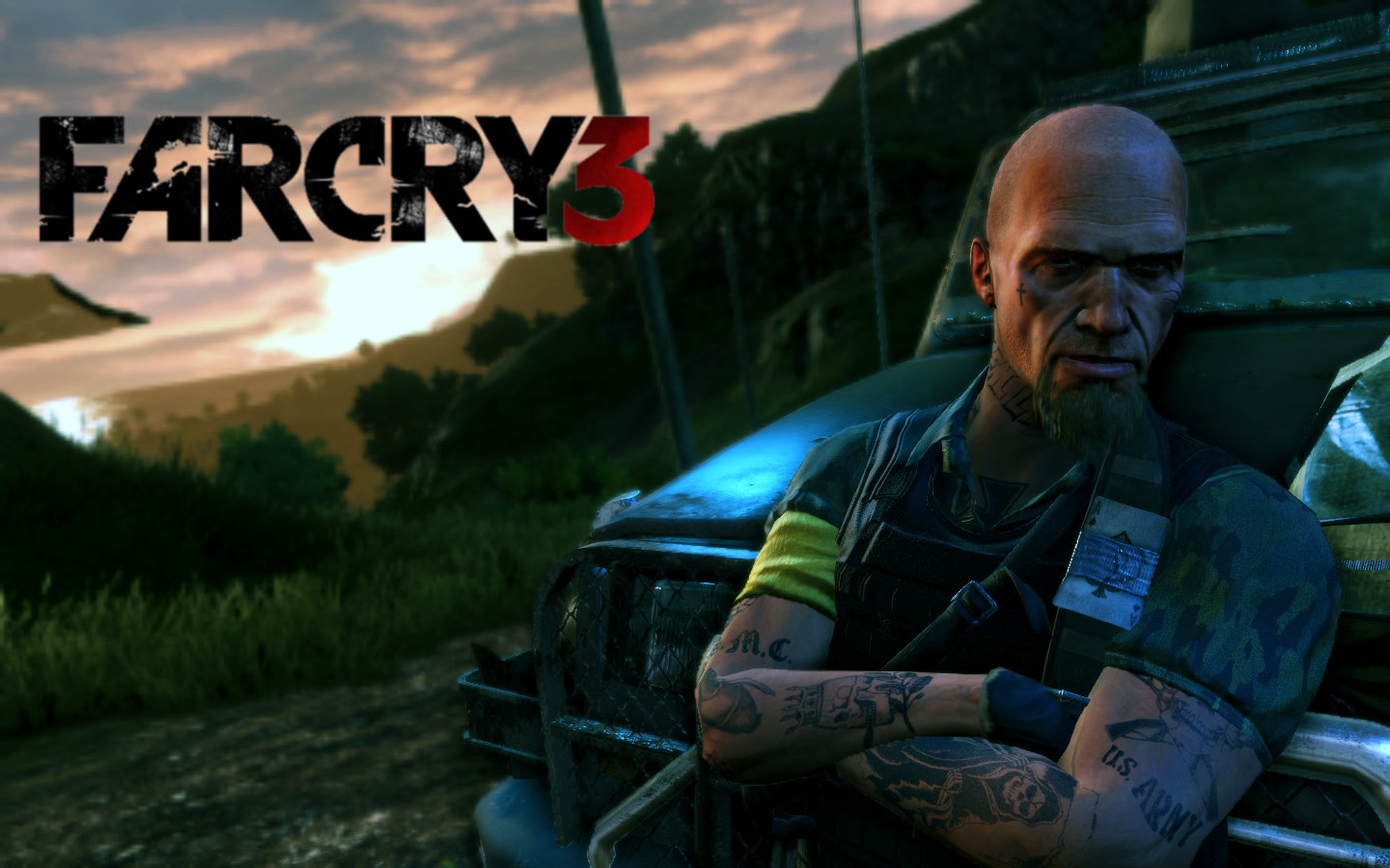 Far Cry 3 Wallpapers 1440x900 Desktop Backgrounds