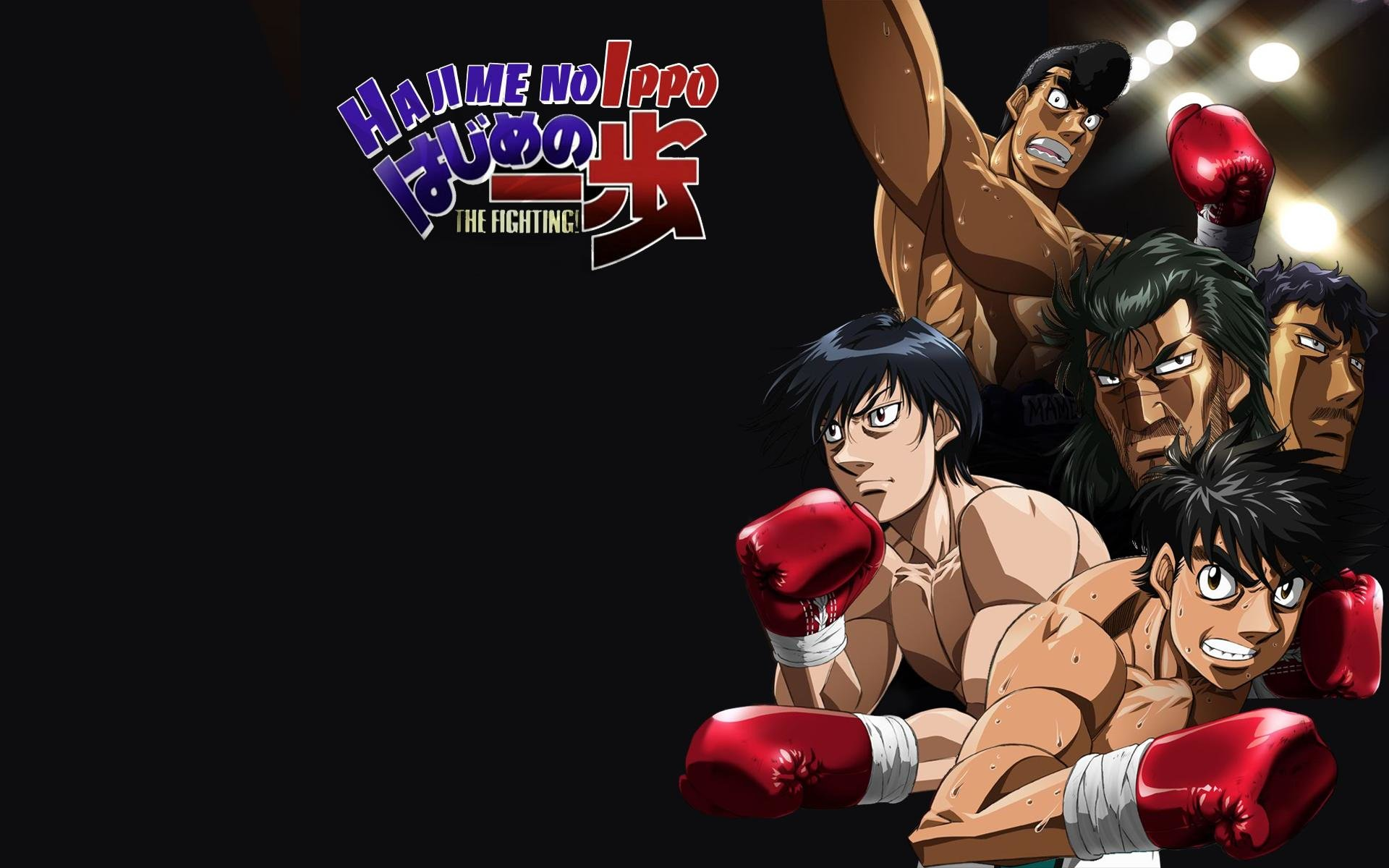 Awesome Hajime No Ippo free wallpaper ID:365955 for hd 1920x1200 PC