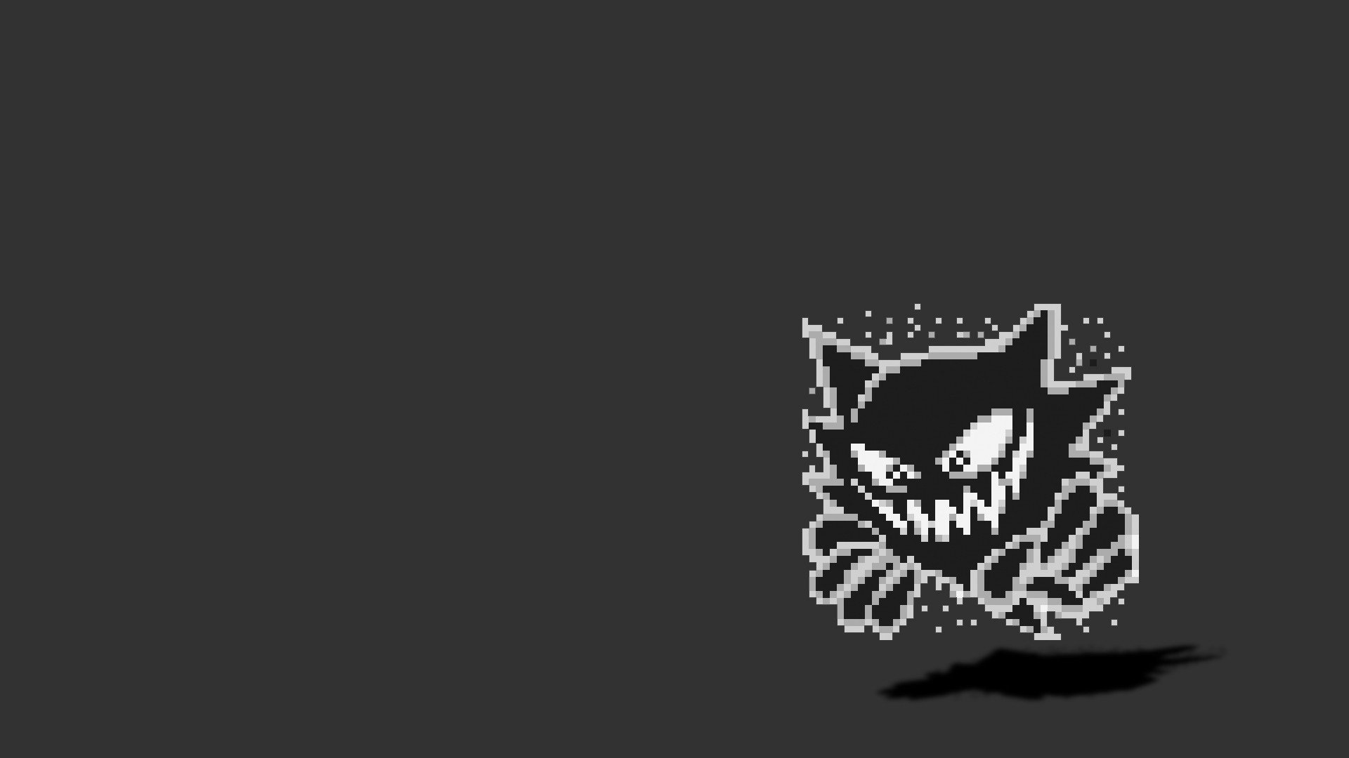 Best Haunter (Pokemon) wallpaper ID:280822 for High Resolution full hd 1920x1080 desktop