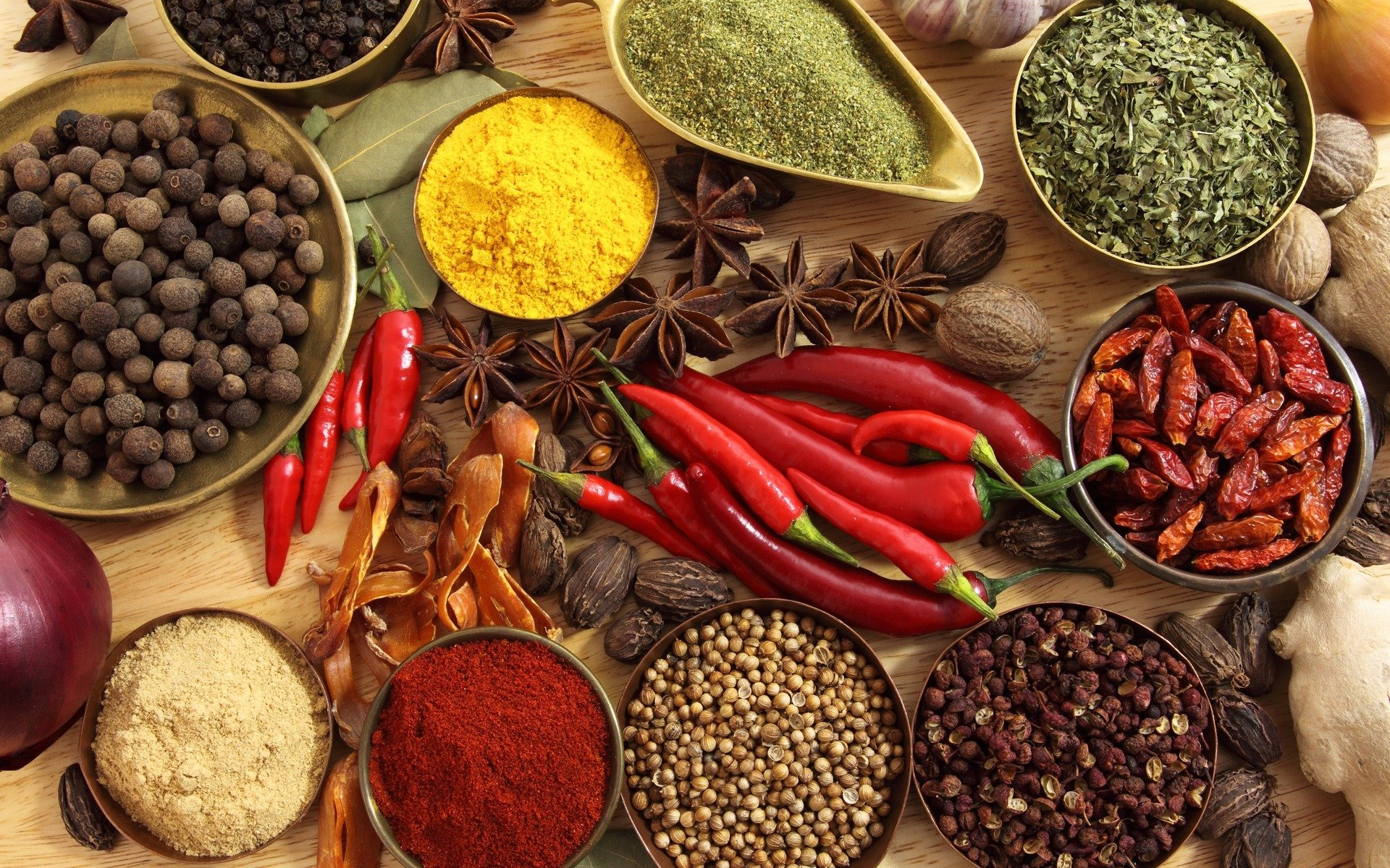 Free Herbs And Spices high quality wallpaper ID:410405 for hd 1920x1200 computer