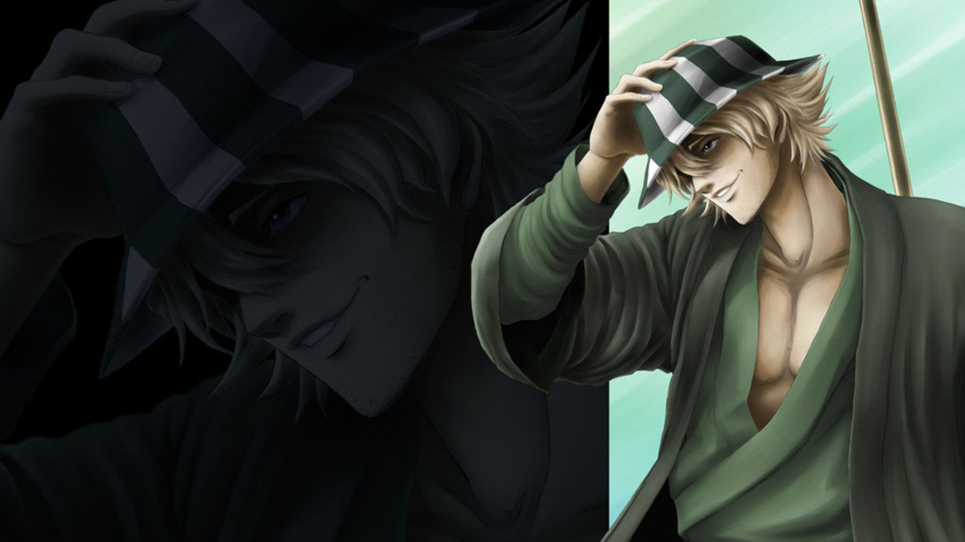 Awesome Kisuke Urahara free wallpaper ID:419118 for hd 1920x1080 computer
