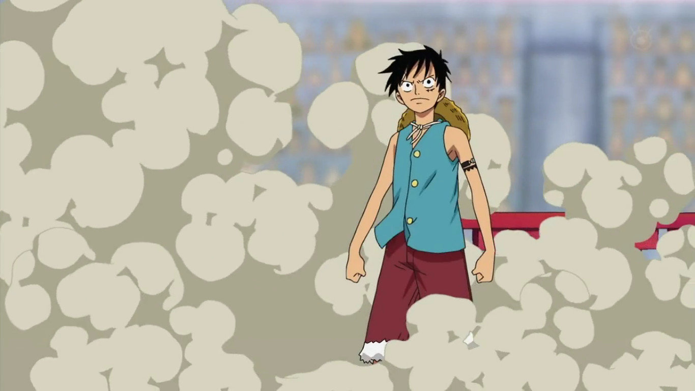Best Monkey D. Luffy background ID:314698 for High Resolution 1366x768 laptop PC