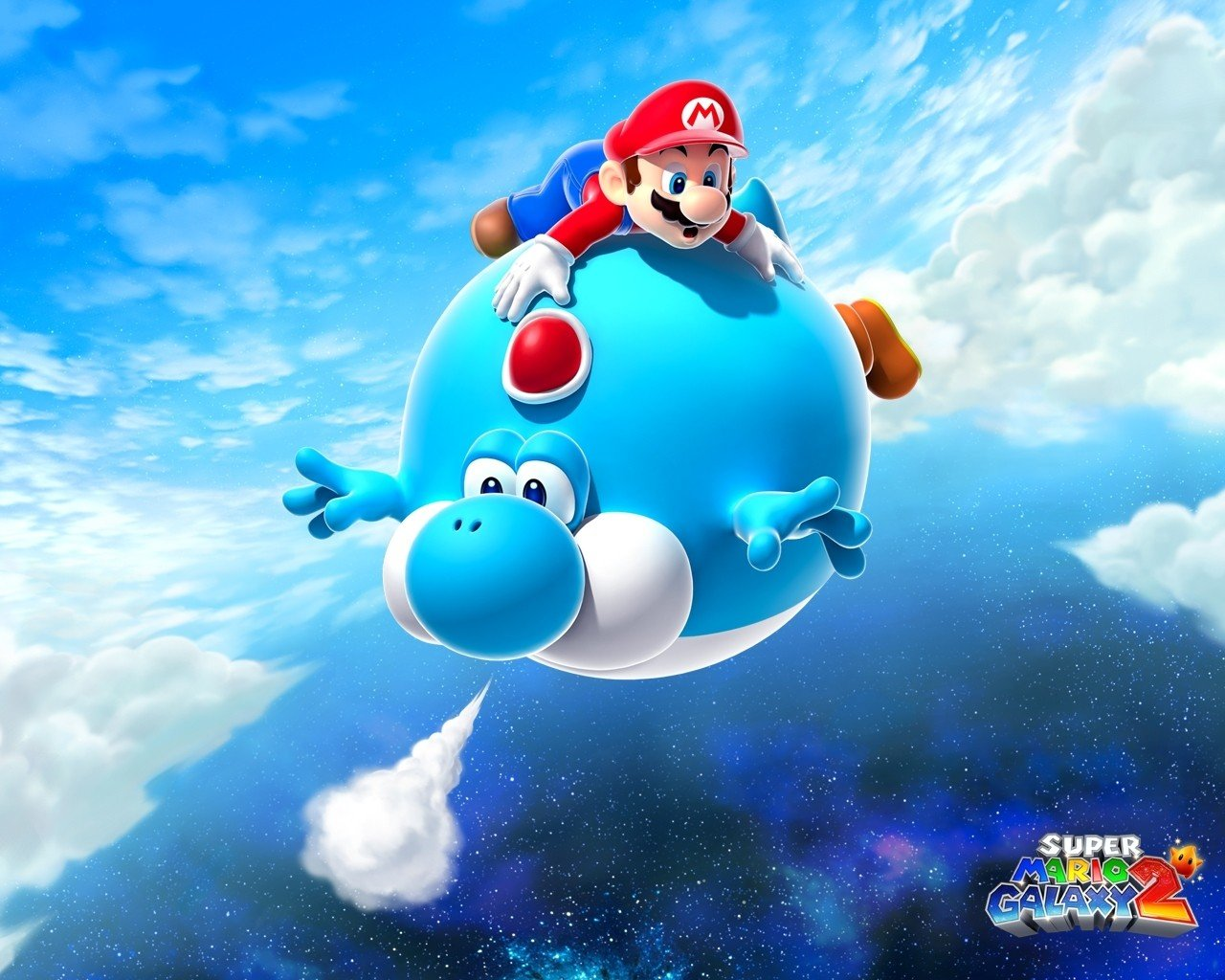 Best Super Mario Galaxy 2 wallpaper ID:7746 for High Resolution hd 1280x1024 PC