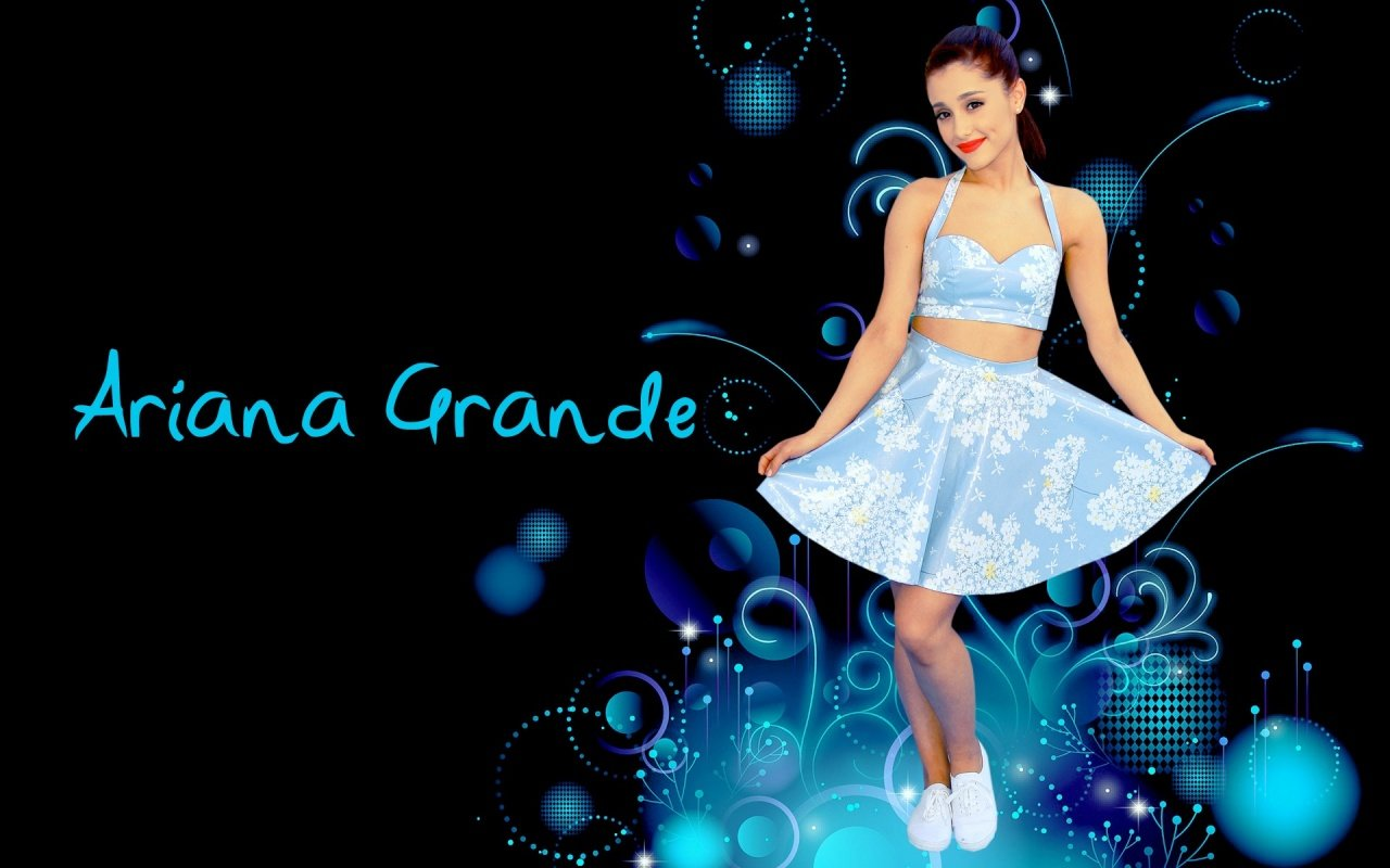 Free Ariana Grande high quality background ID:132240 for hd 1280x800 PC