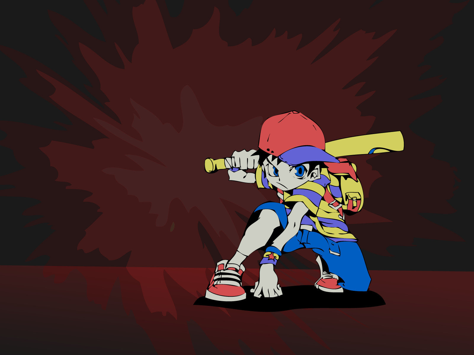 Download hd 1600x1200 Earthbound PC background ID:246294 for free