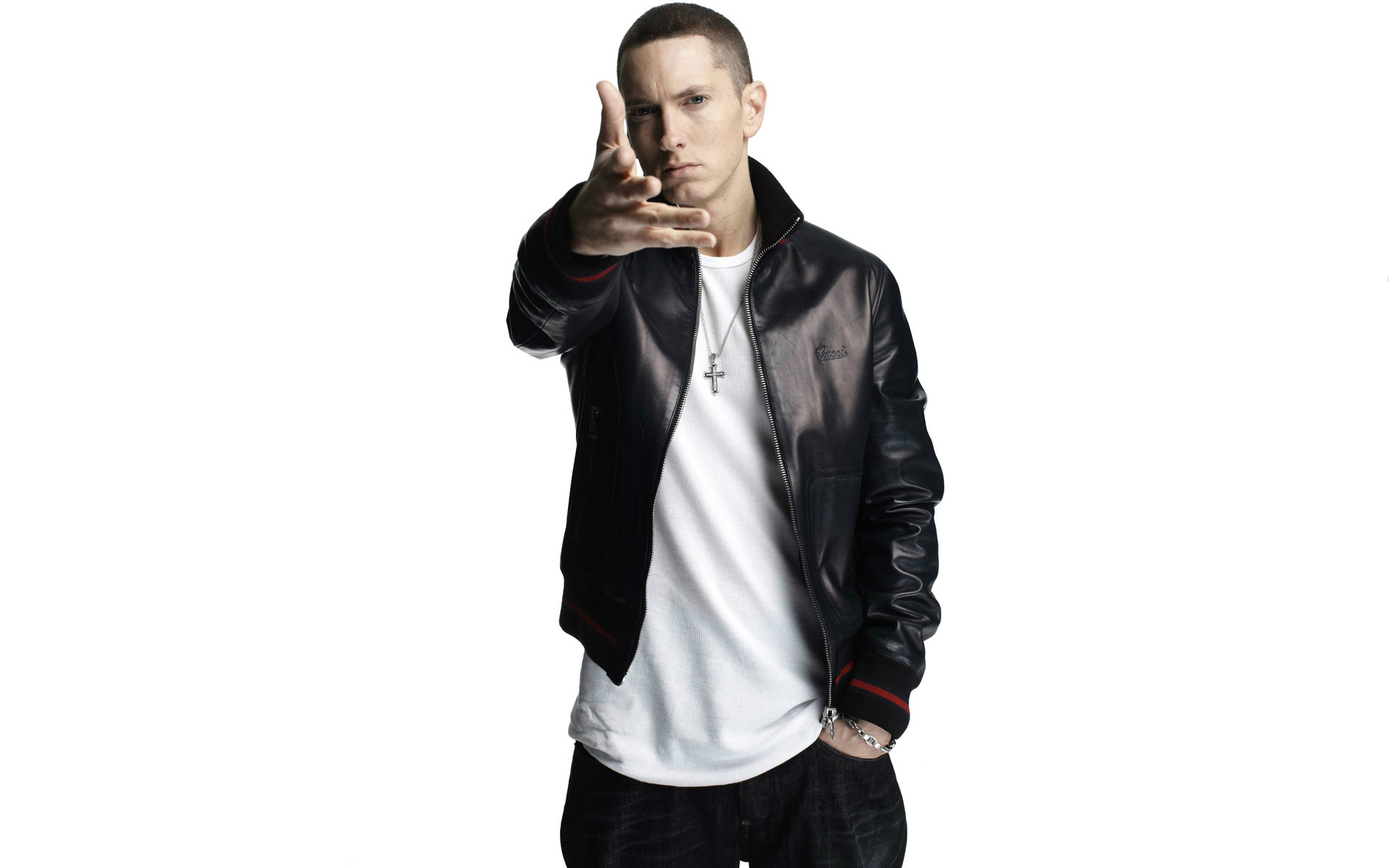 Download hd 1920x1200 Eminem computer wallpaper ID:452227 for free
