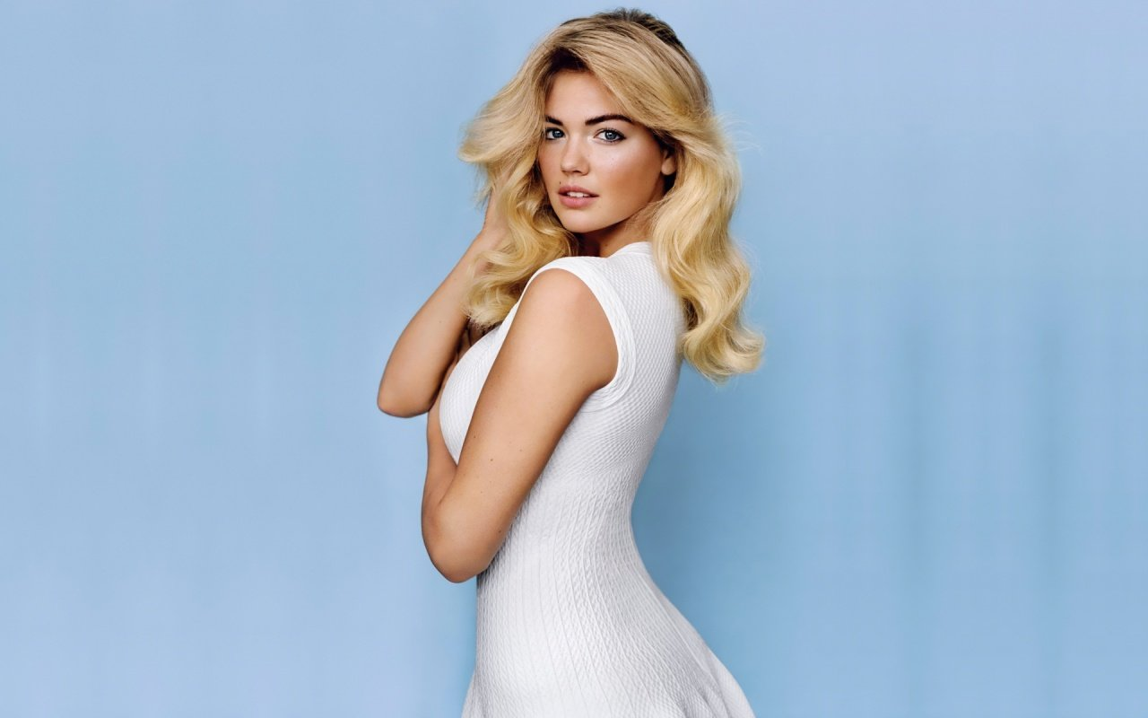 High resolution Kate Upton hd 1280x800 wallpaper ID:122697 for PC