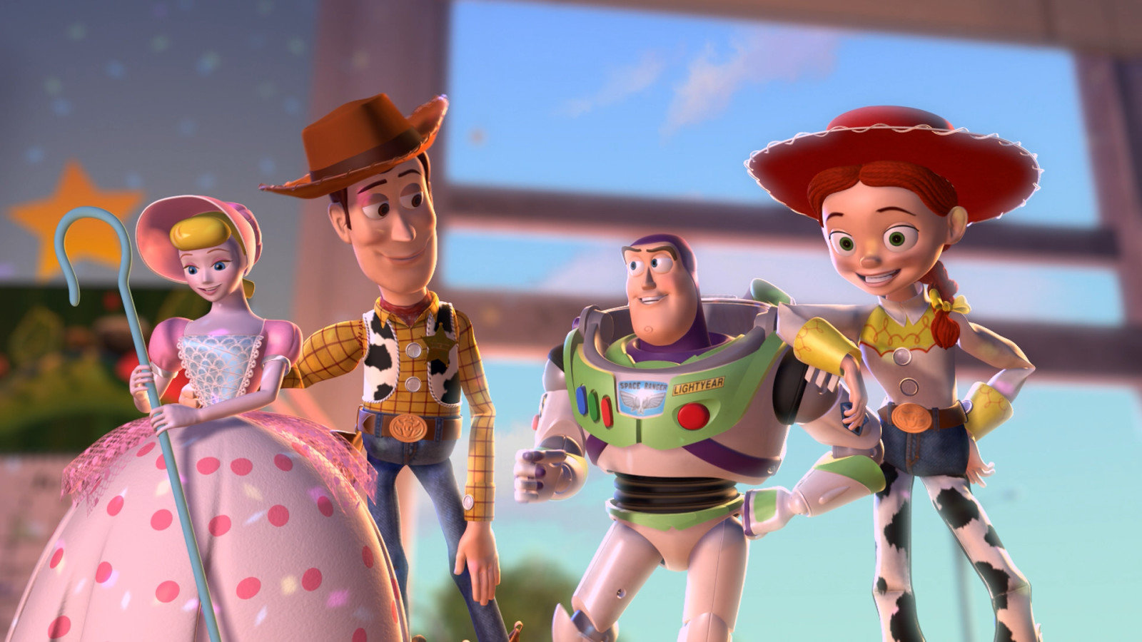 Free Download Toy Story Wallpaper Id166275 Hd 1600x900 For