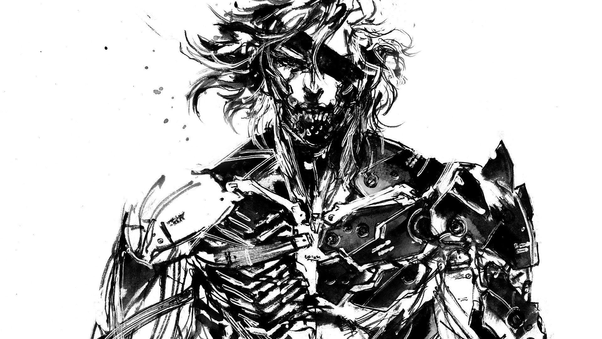 free metal gear rising: revengeance (mgr) high quality wallpaper id