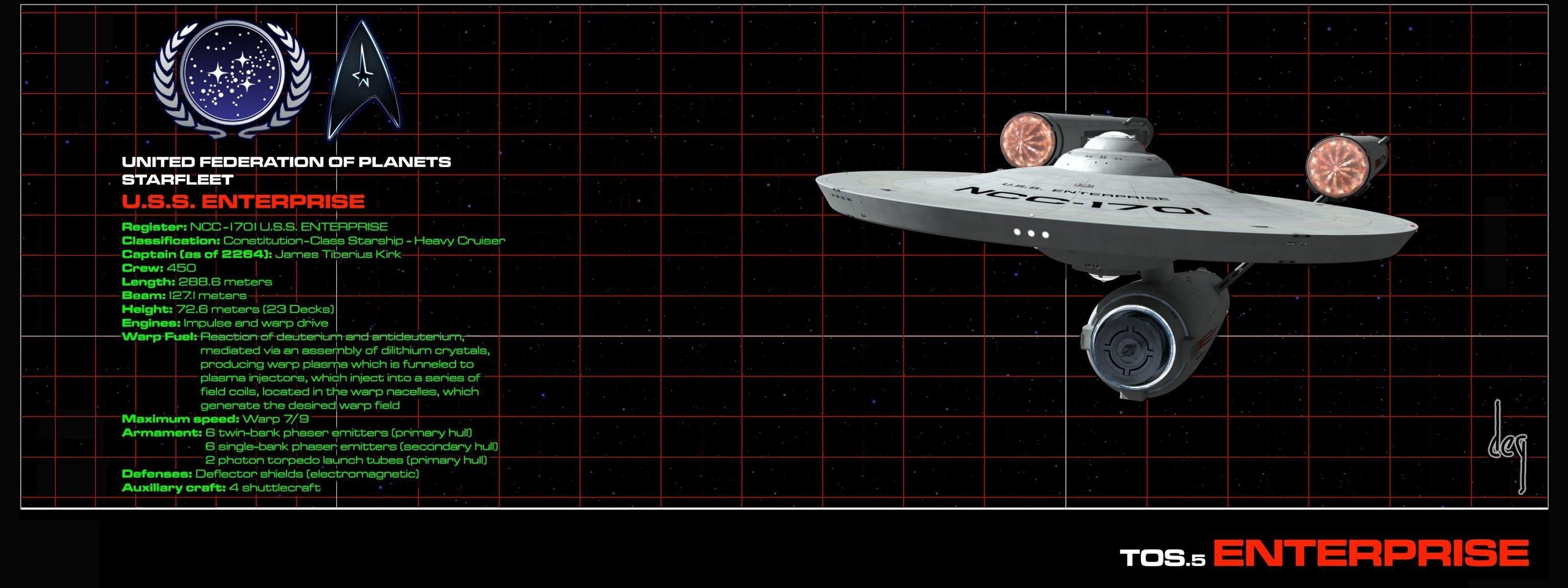 Dual Monitor Star Trek Wallpapers Hd Backgrounds