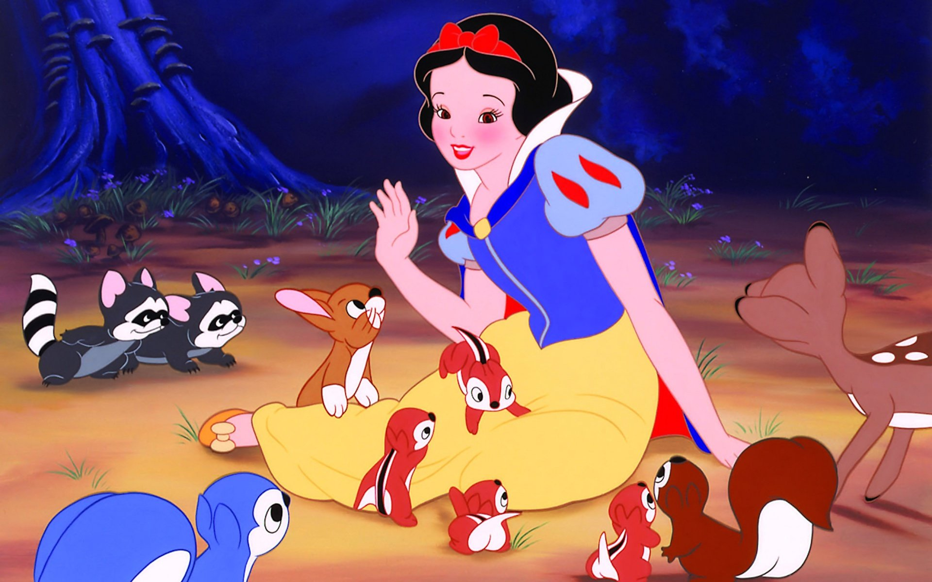 Free Download Snow White Wallpaper Id 446125 Hd 1920x1200 For Computer