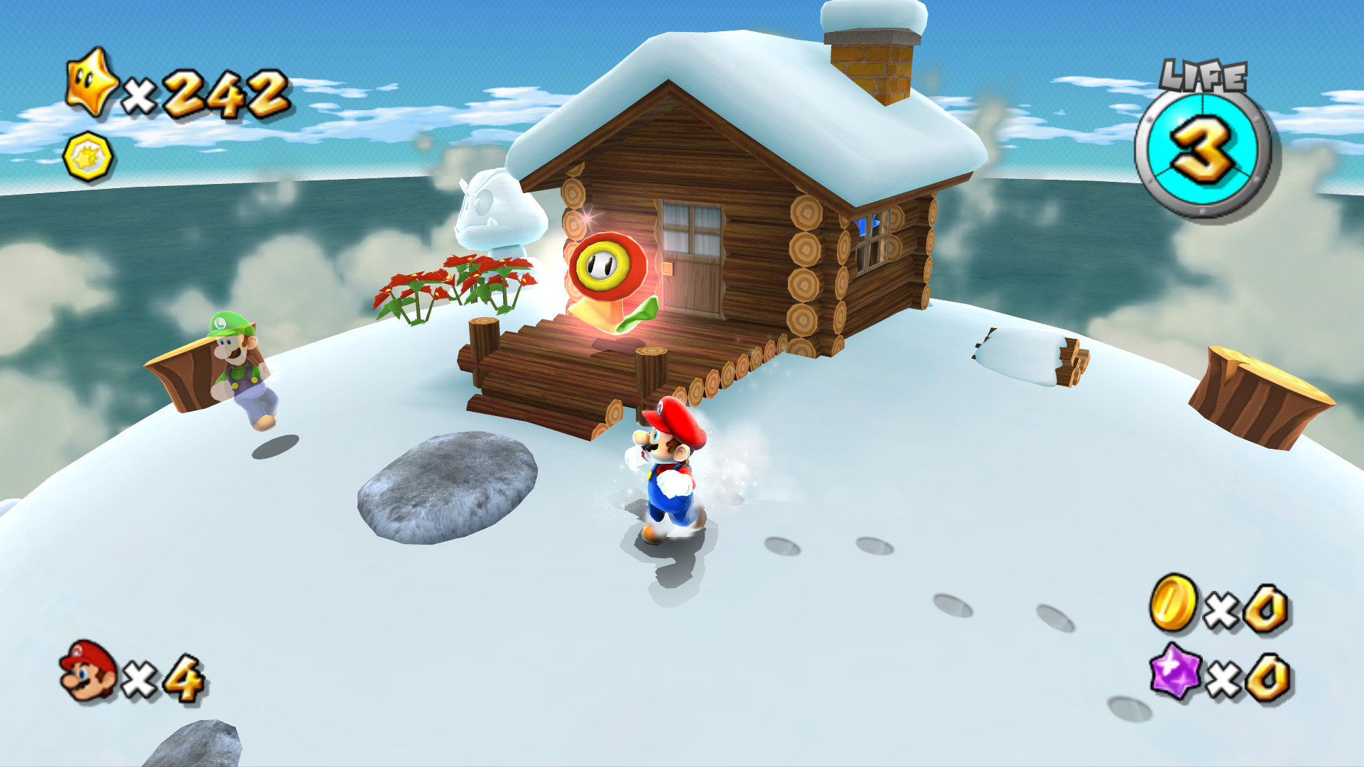 Best Super Mario Galaxy 2 Wallpaper Id7756 For High