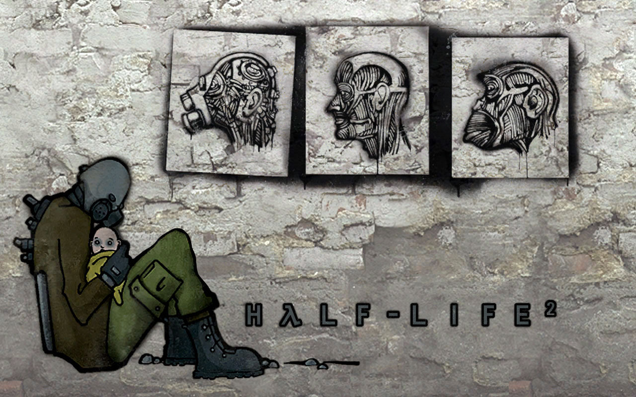 Free Half-life high quality background ID:245985 for hd 1280x800 desktop