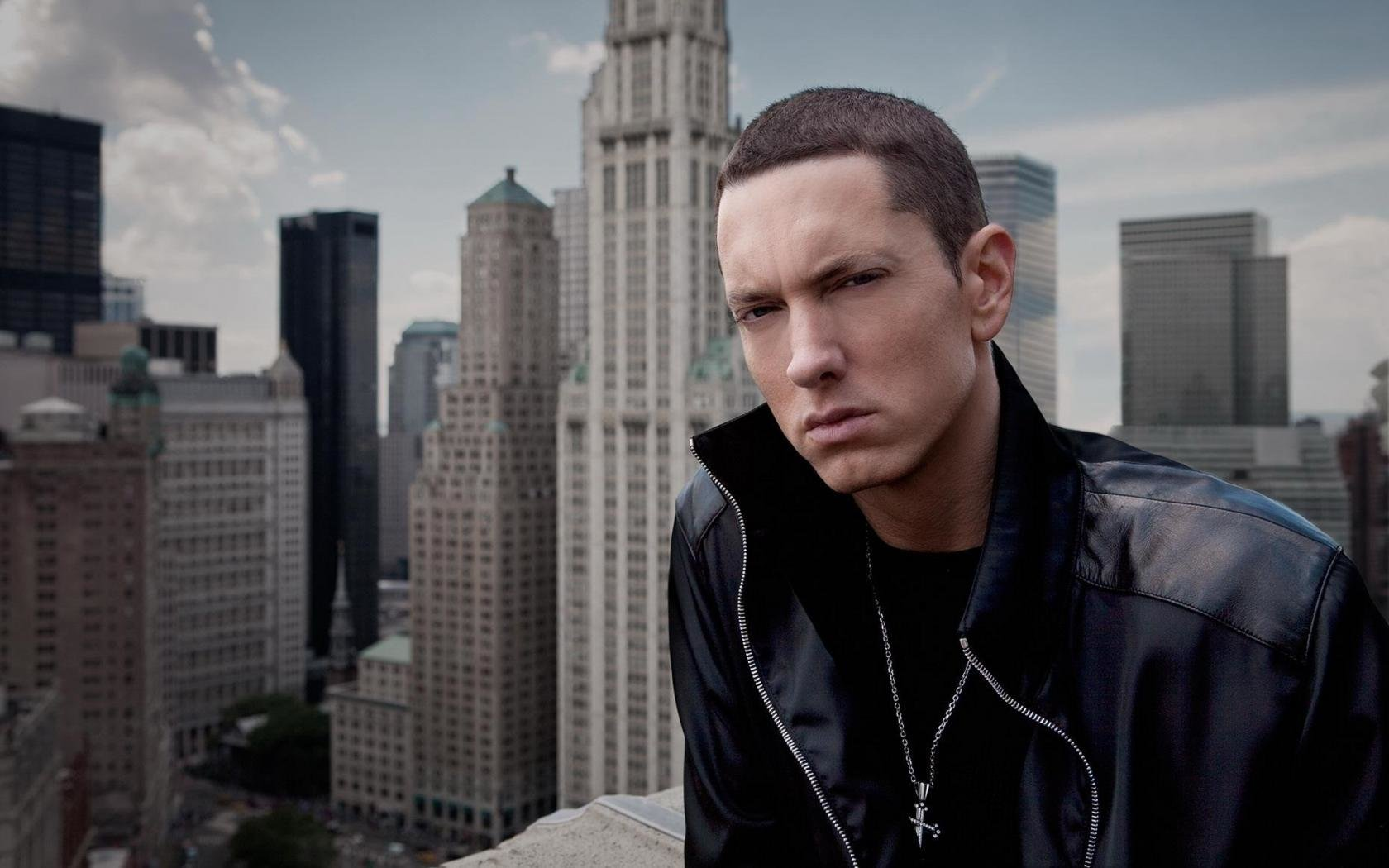 High resolution Eminem hd 1680x1050 background ID:452220 for computer