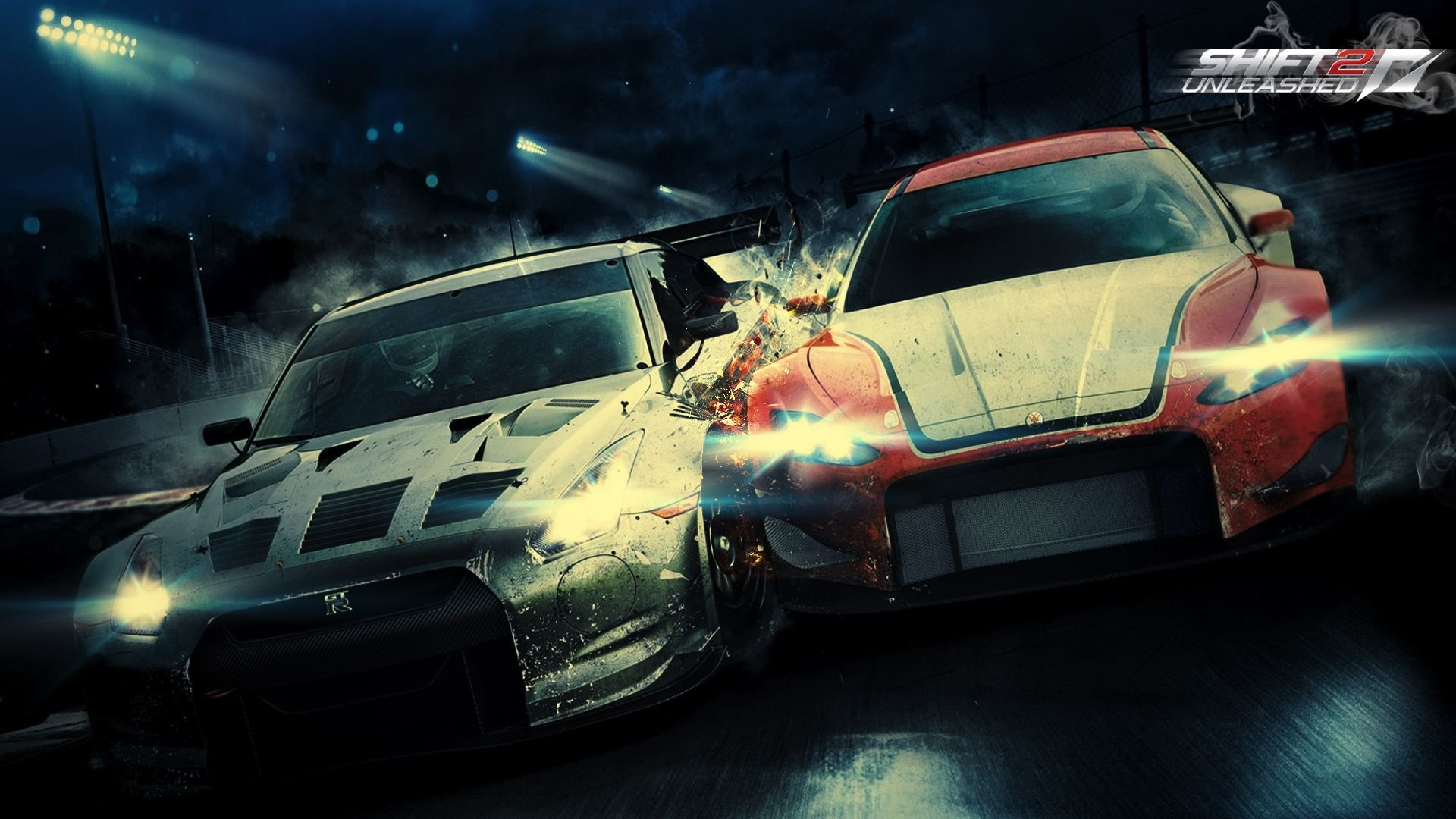 Need For Speed: Shift Wallpapers 1920x1080 Full HD (1080p