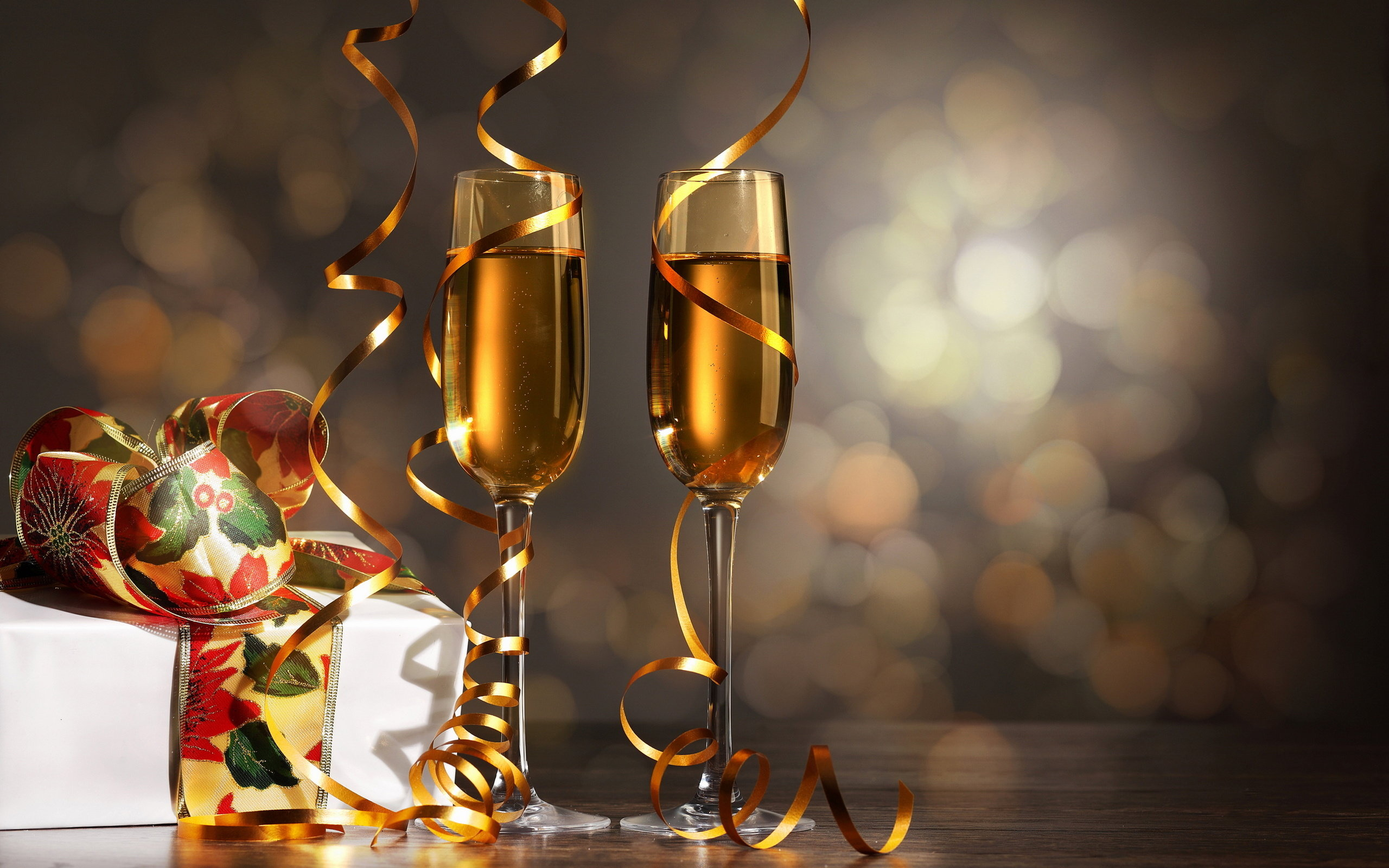Awesome New Year free background ID:456677 for hd 2560x1600 desktop