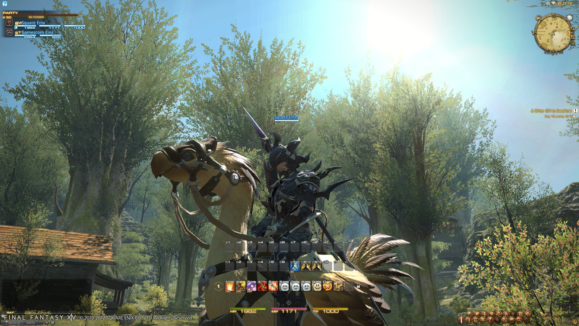 High Resolution Final Fantasy Xiv Ff14 A Realm Reborn Full Hd
