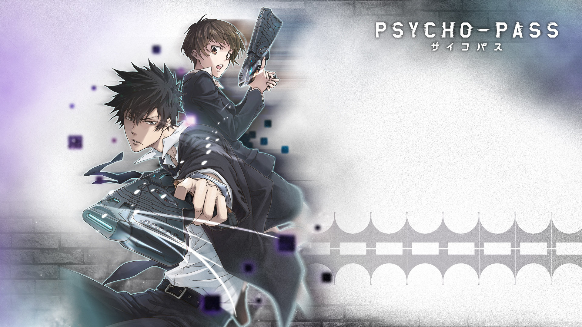 Download full hd 1080p Psycho-Pass PC background ID:451823 for free