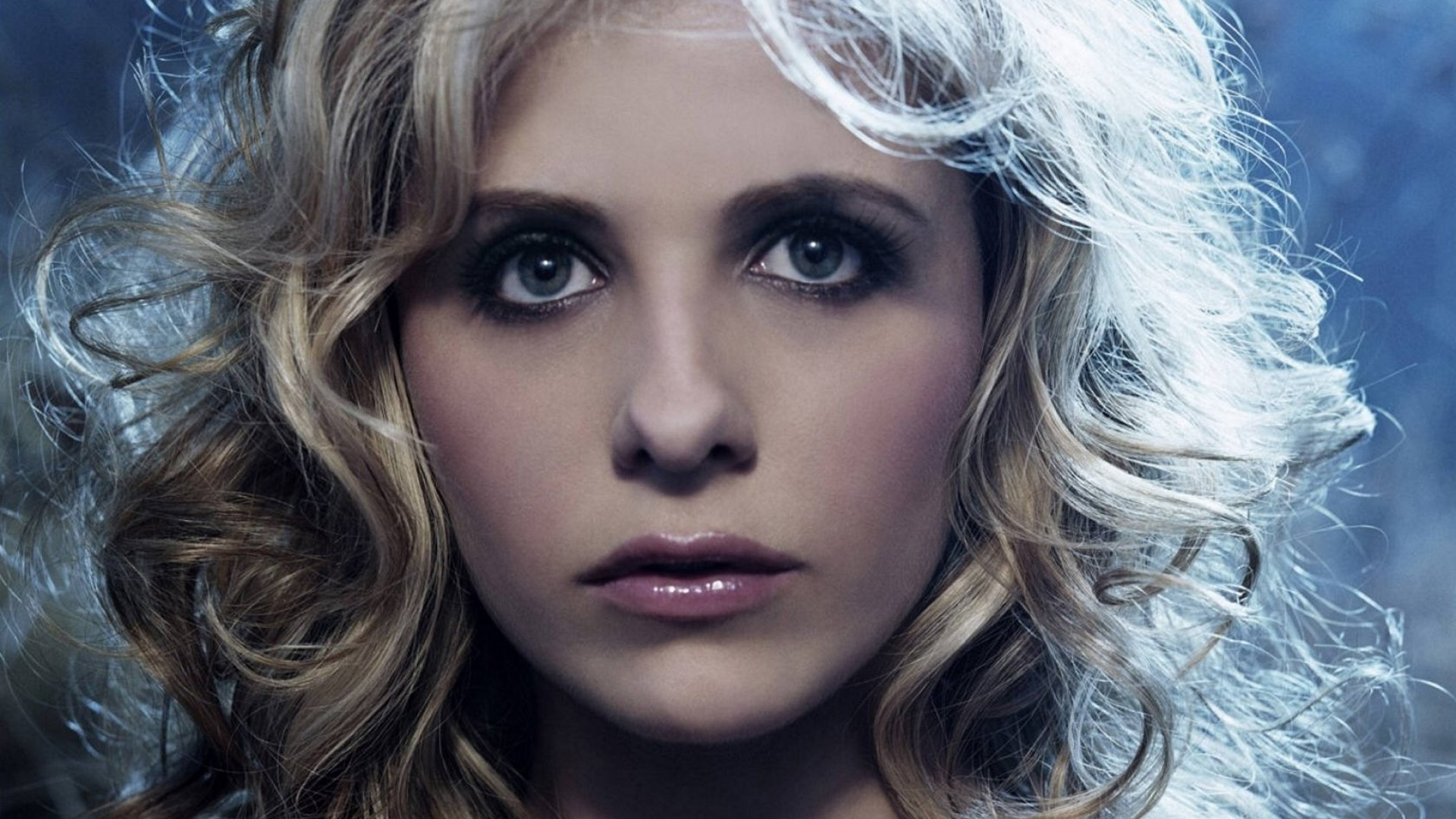 Download full hd 1920x1080 Sarah Michelle Gellar PC background ID:187847 for free