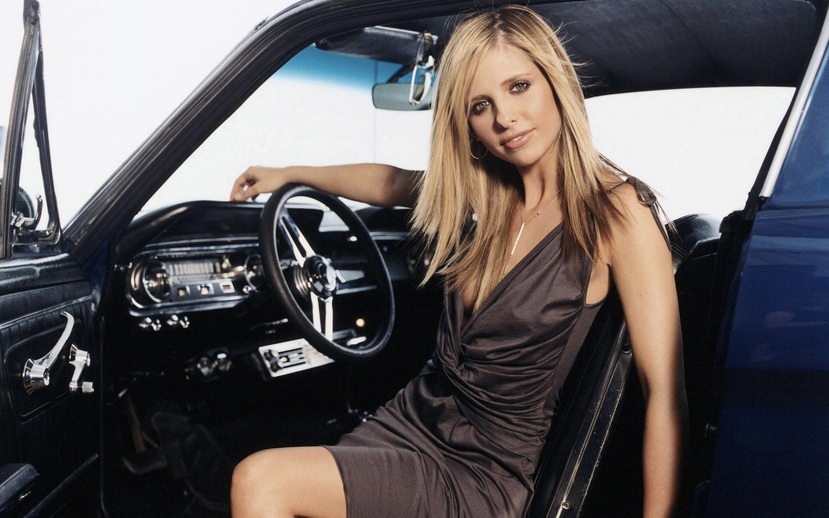 Free Sarah Michelle Gellar high quality background ID:187852 for hd 1680x1050 desktop