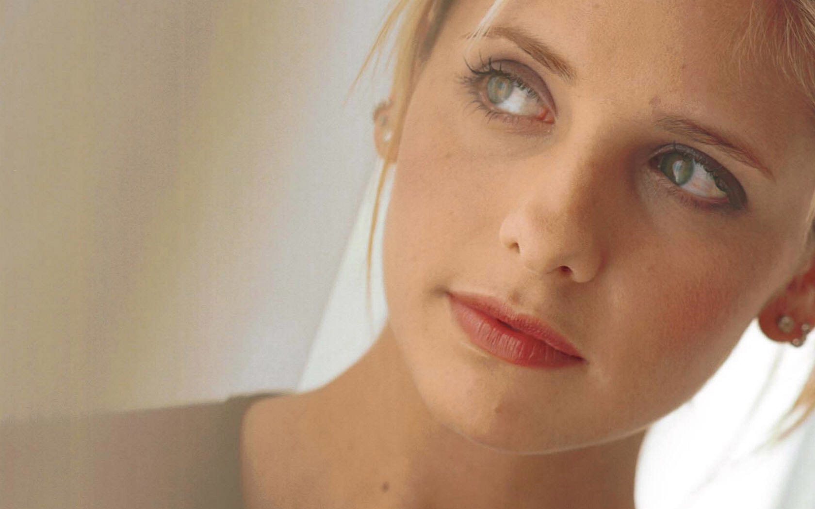 Best Sarah Michelle Gellar wallpaper ID:187867 for High Resolution hd 1680x1050 computer