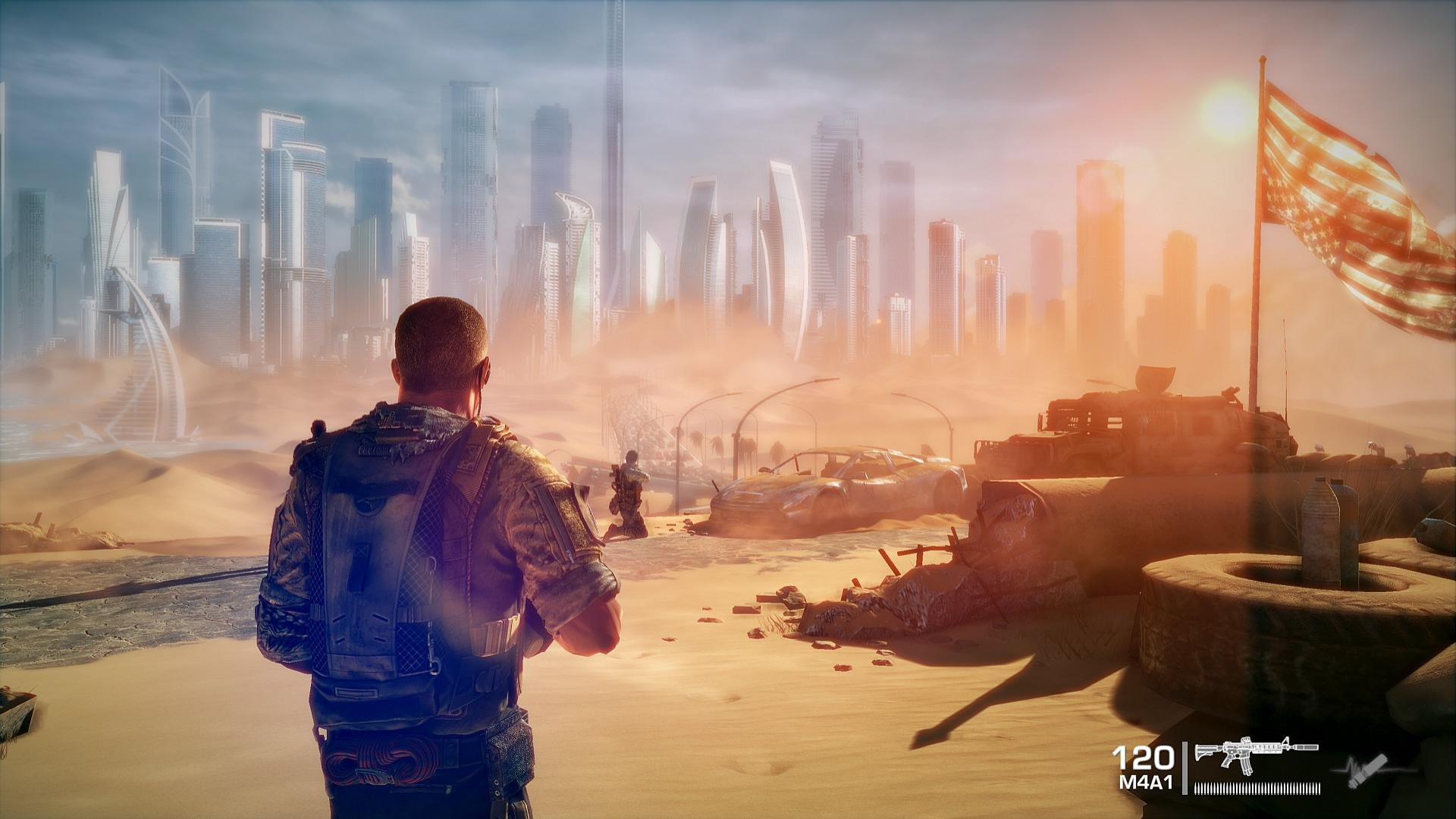 Best Spec Ops The Line Wallpaper Id 72350 For High Resolution Hd